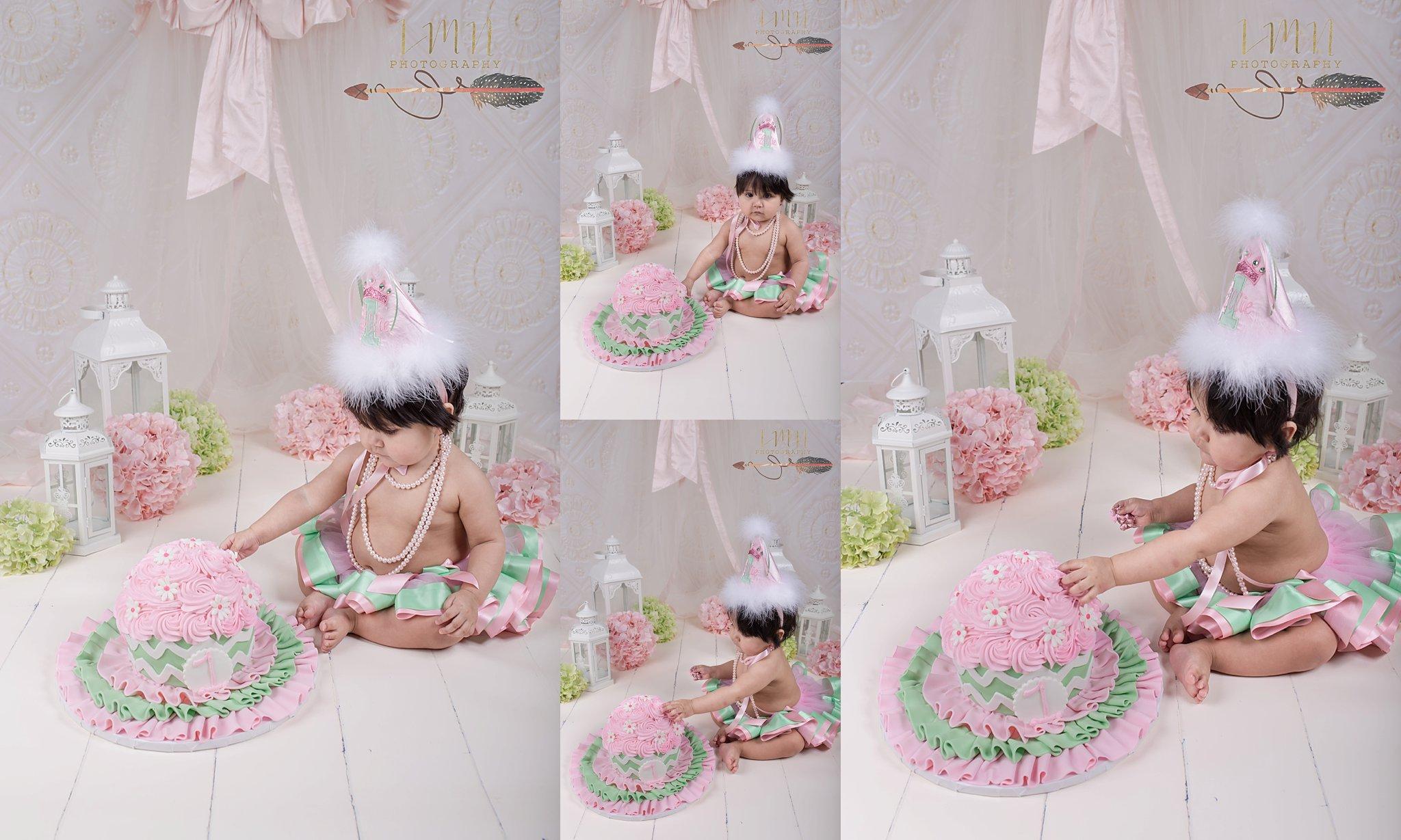 Cypress TX Cake Smash Photographer 77433 77429