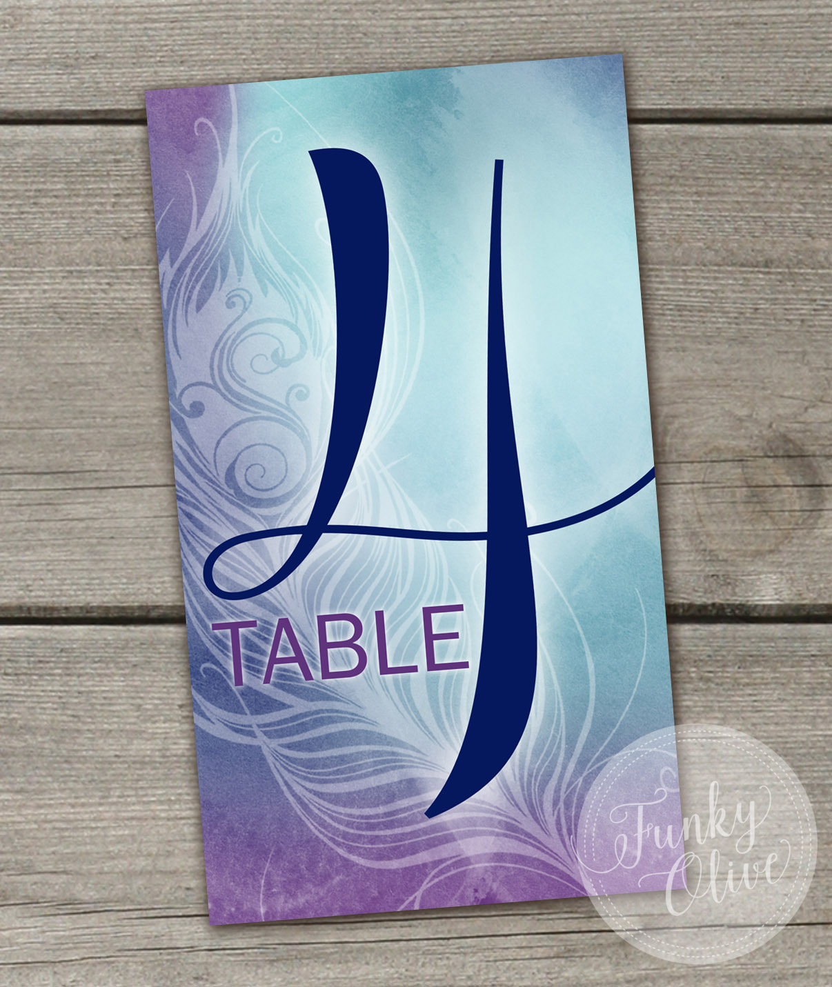 Ombre Table Number.jpg