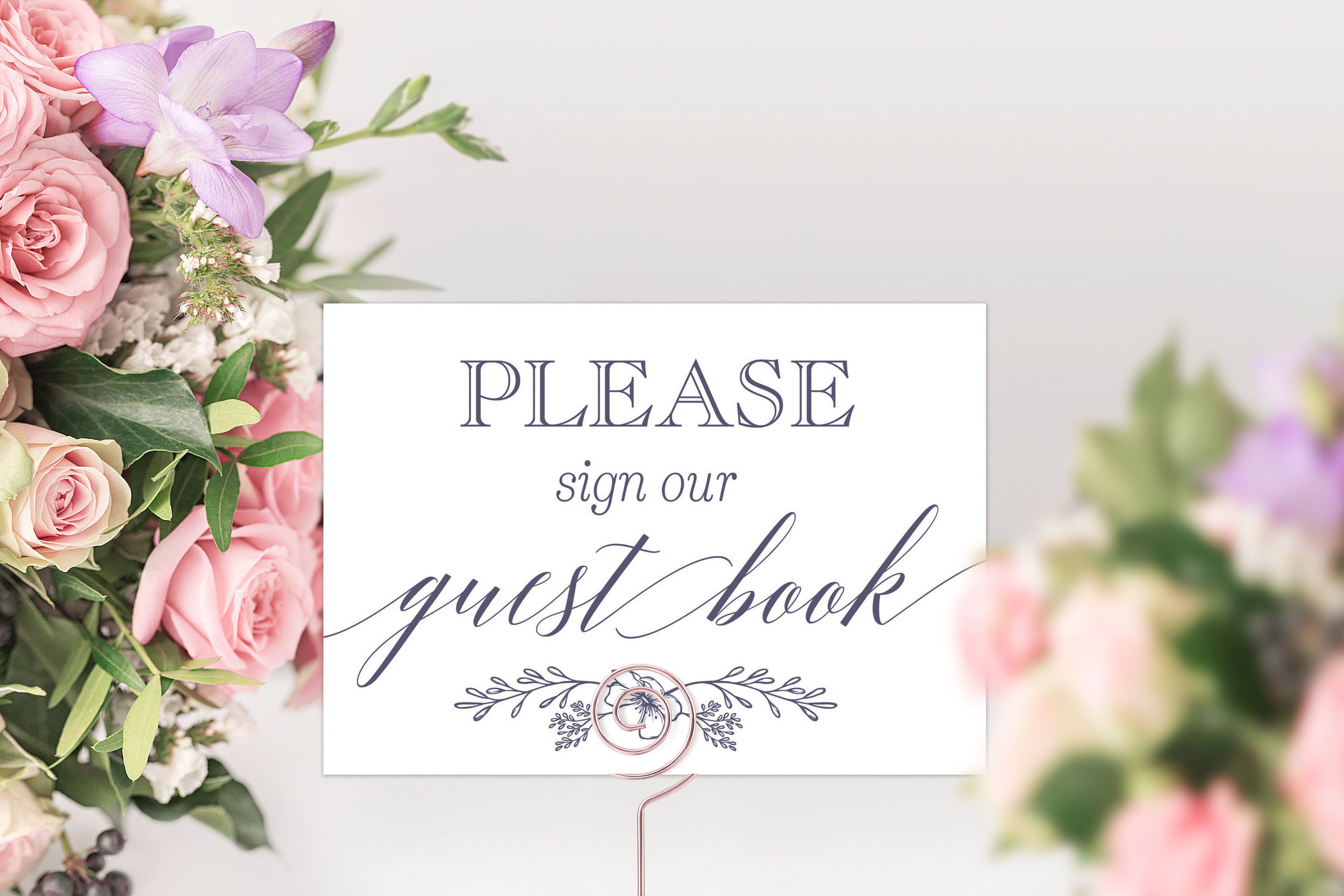 CLASSIC GUEST BOOK SIGN - PURPLE TEXT.jpg