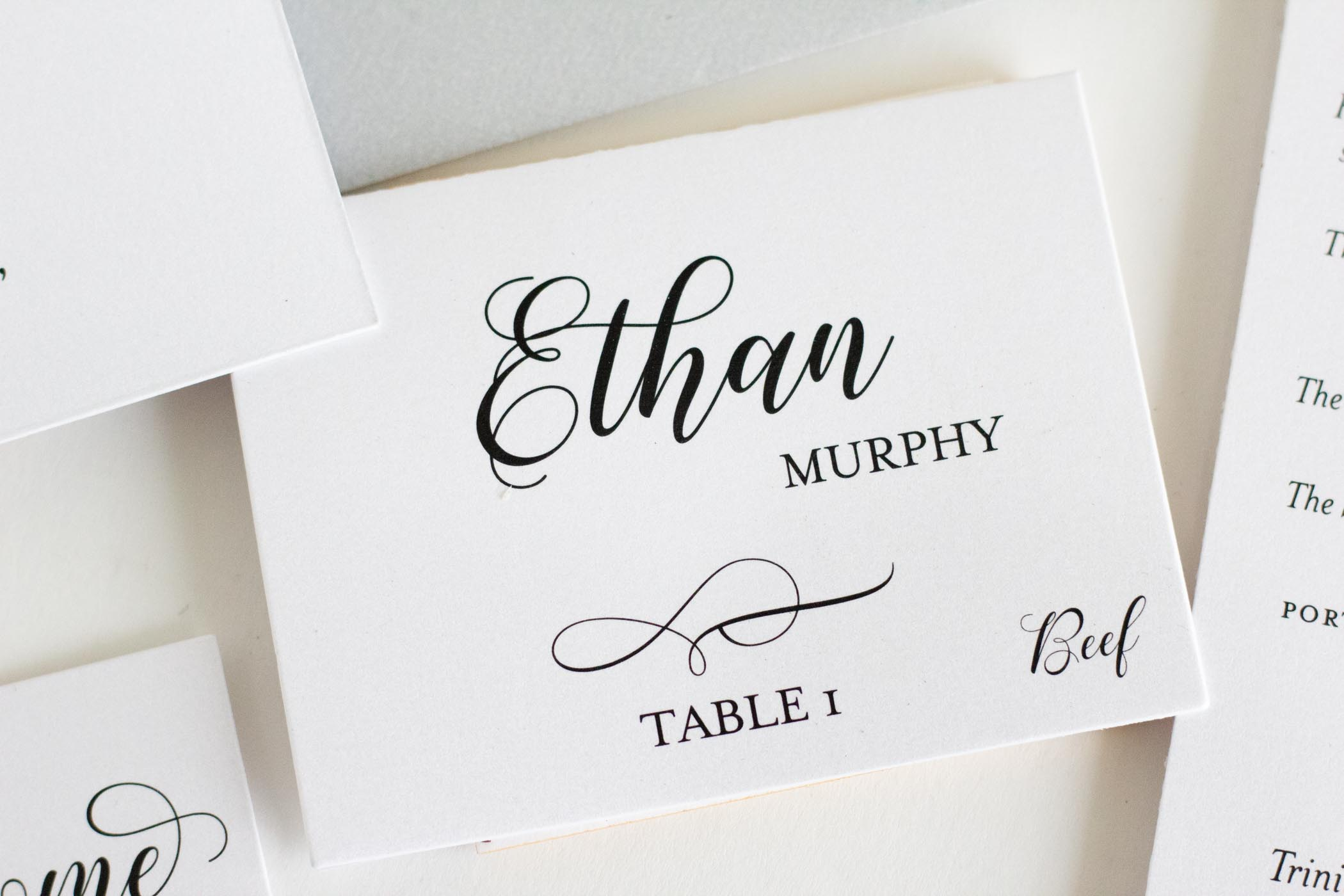 BLACK AND WHITE FOLDED PLACE CARDS-2.jpg
