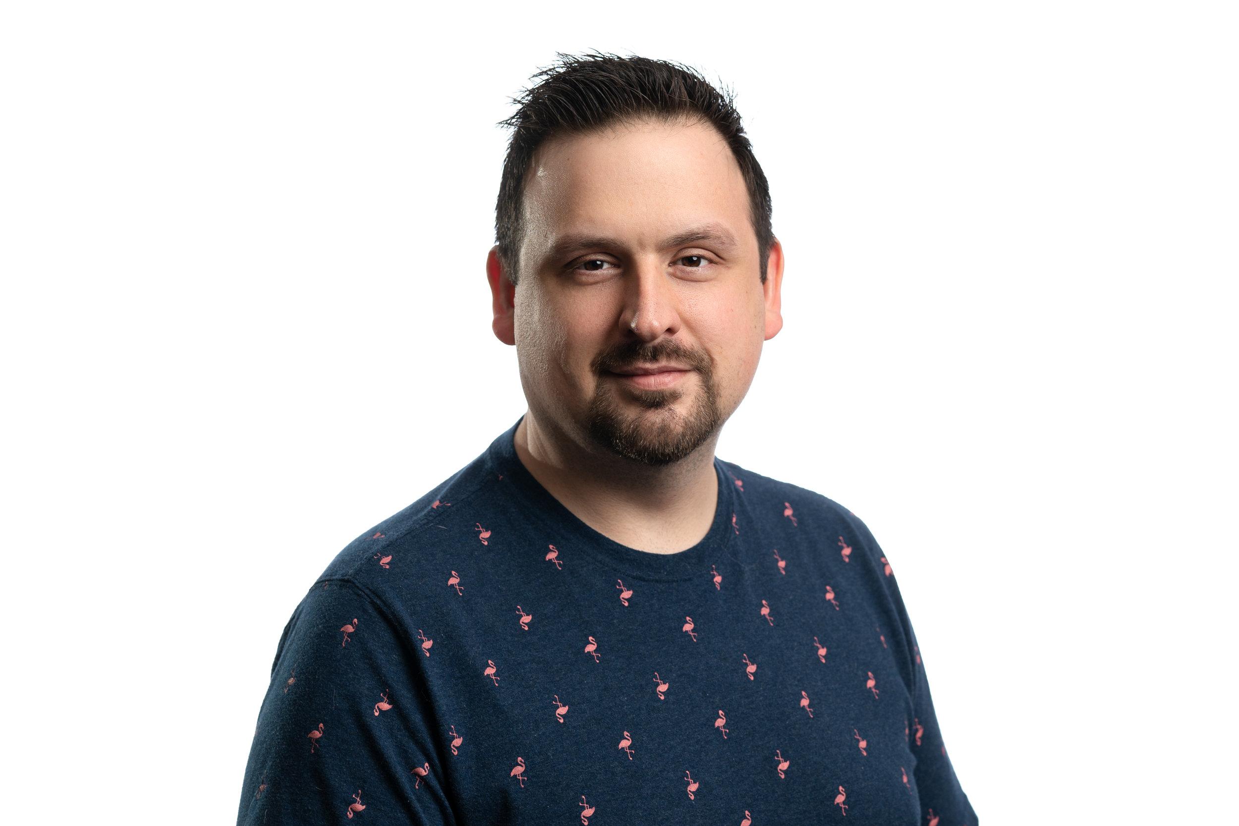 Brent Iwanski - Customer Service Representative
