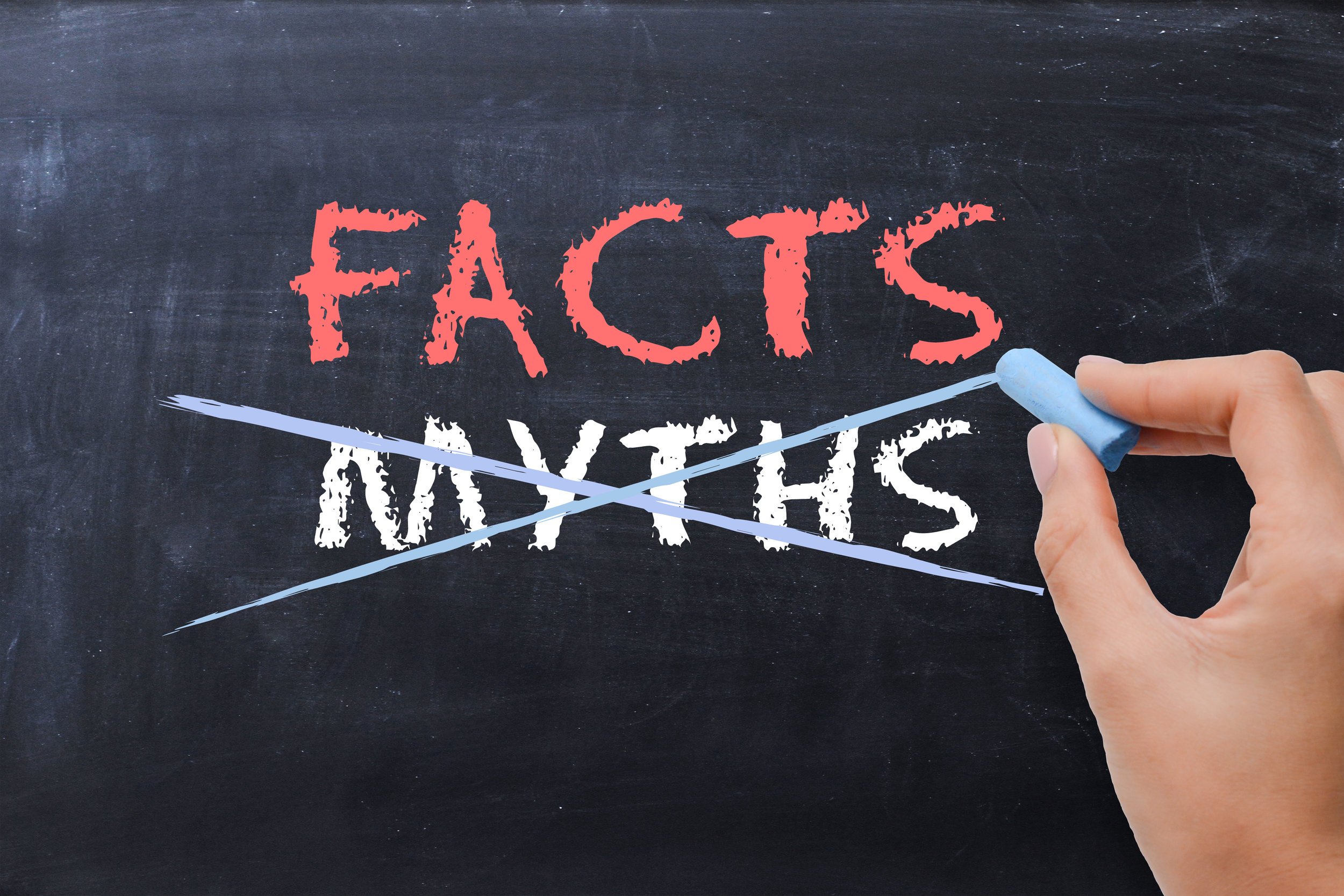 MYTHS ABOUT HOSPICE CARE