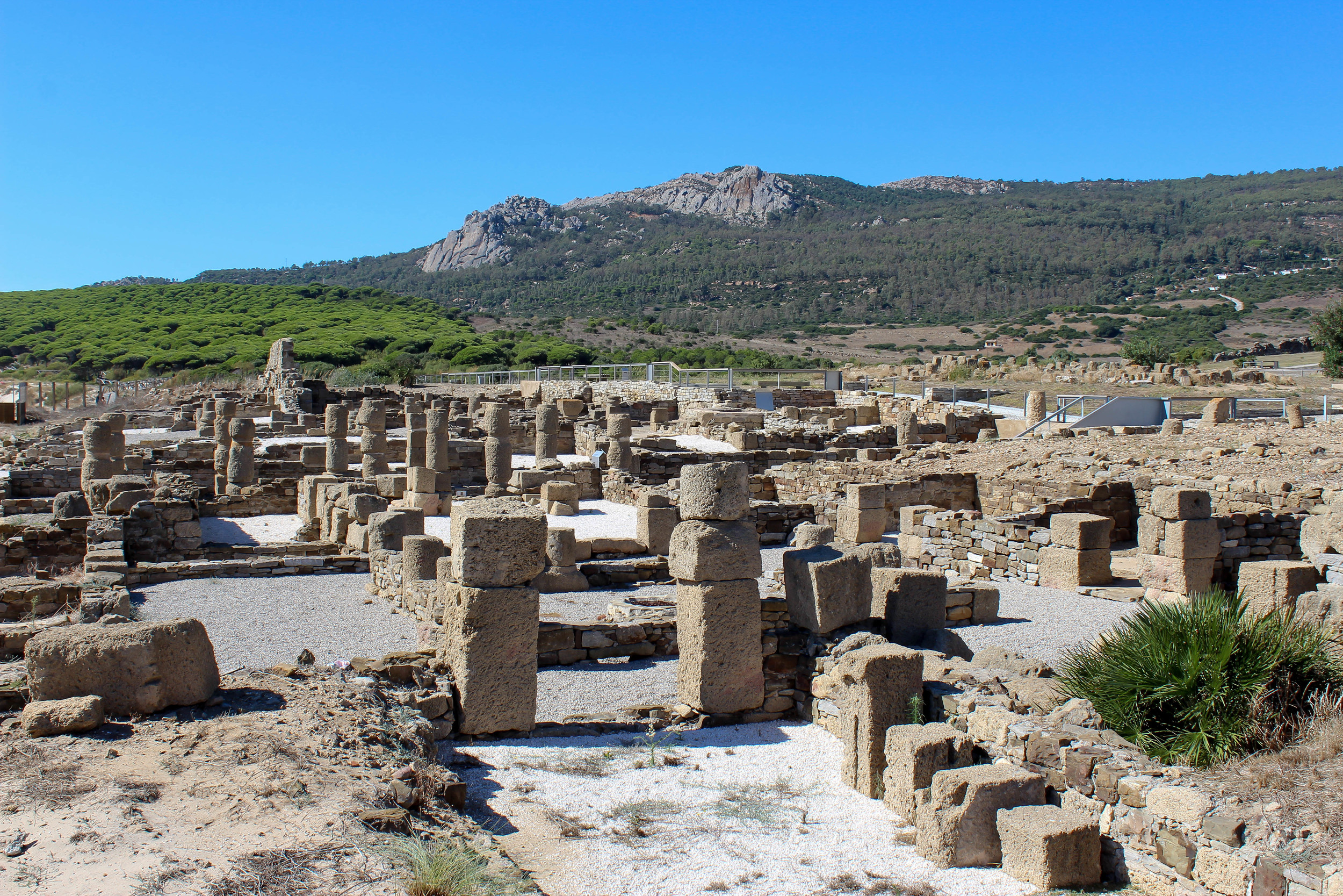 Conjunto Arqueologico Baelo Claudia, Andalucia, Spain, Europe | www.DoLessGetMoreDone.com |