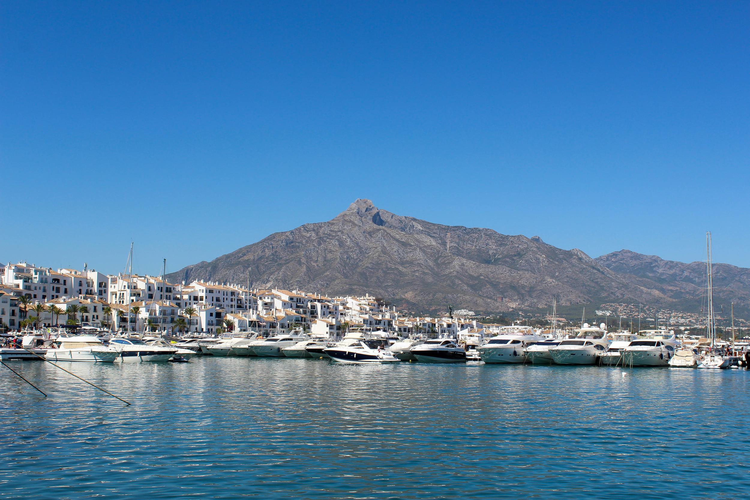 Puerto Banus, Andalucia, Spain, Europe | www.DoLessGetMoreDone.com |