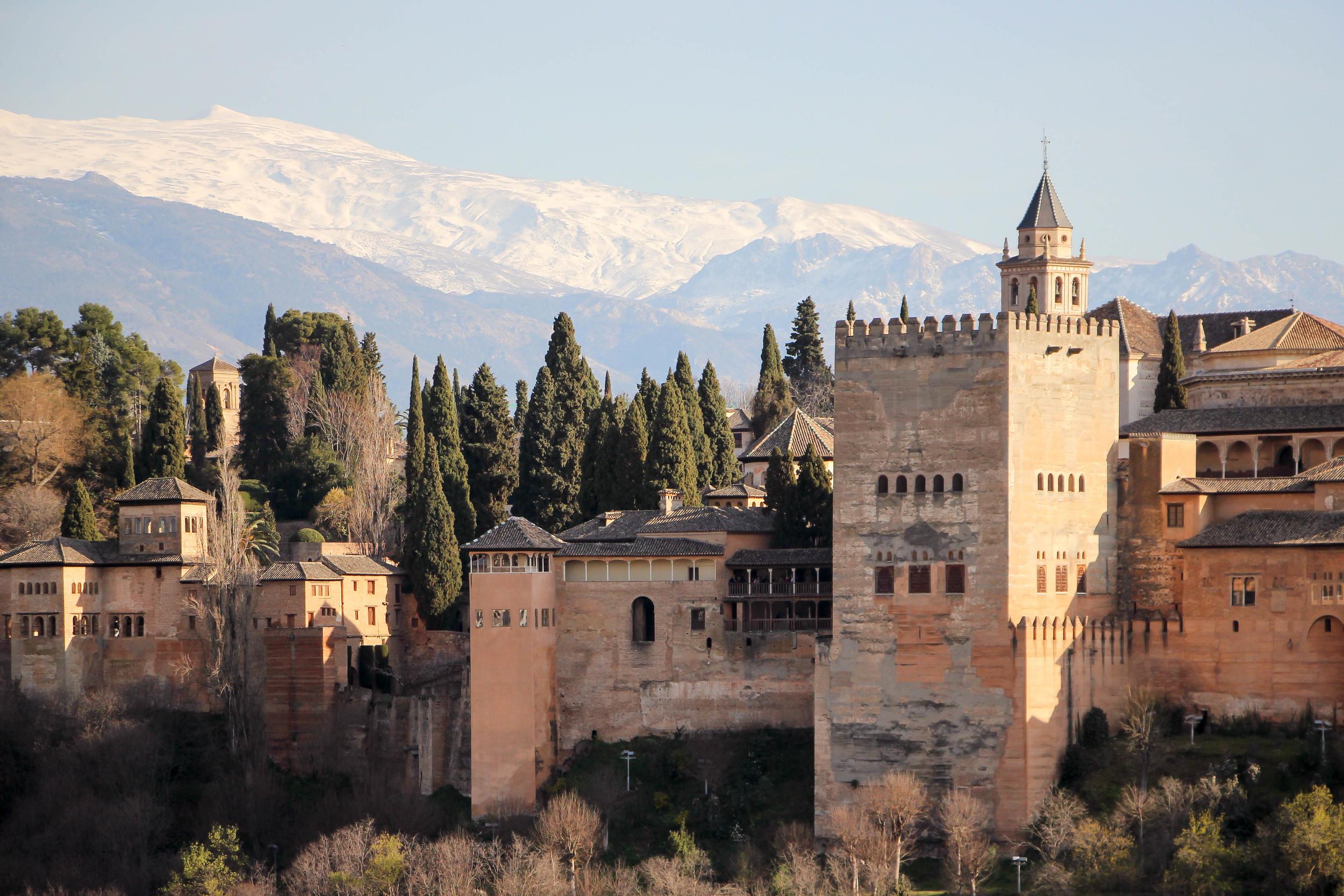 Alhambra, Granada, Andalucia, Spain, Europe | www.DoLessGetMoreDone.com |