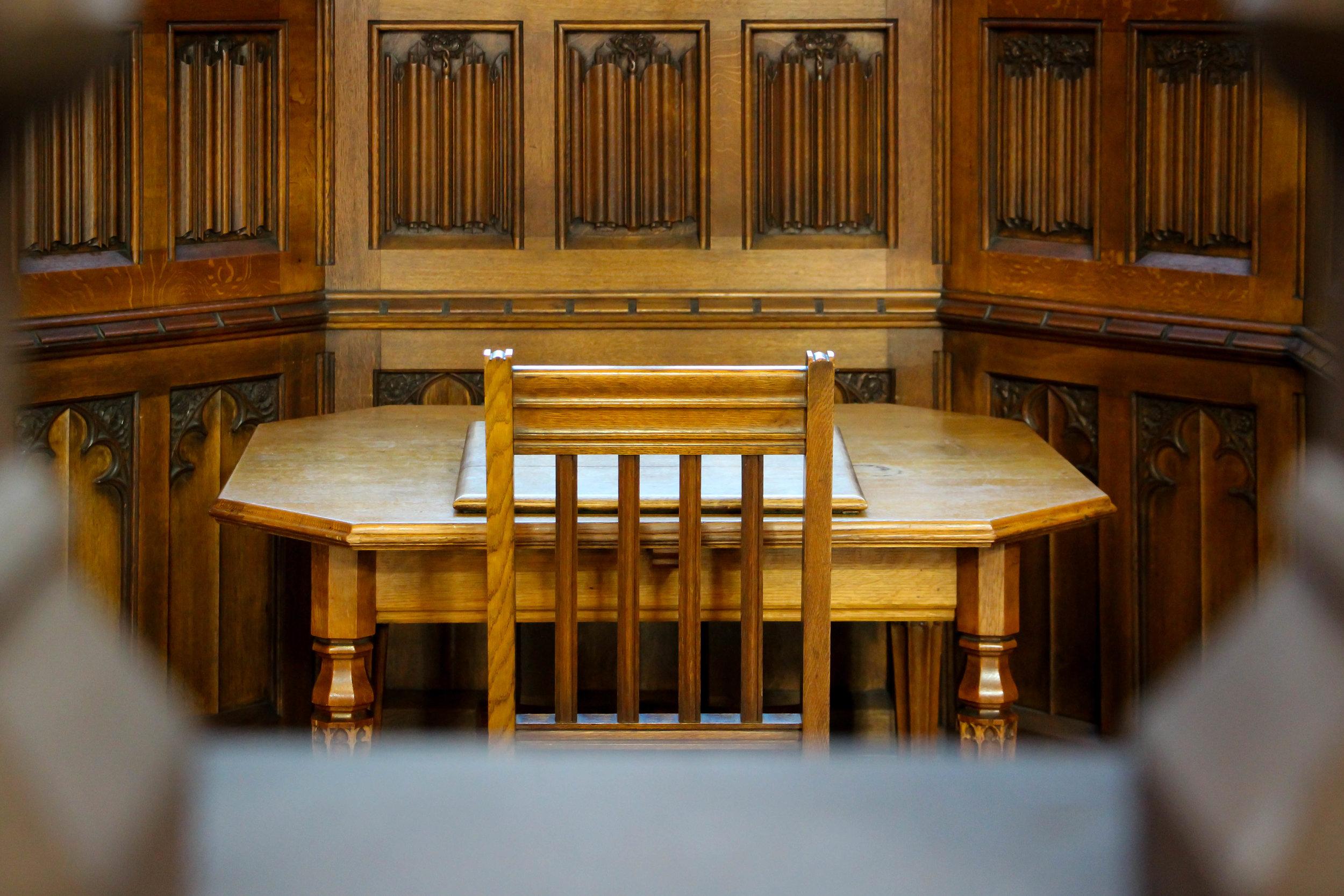 John Rylands Library, Manchester, England, United Kingdom, Europe | www.DoLessGetMoreDone.com |