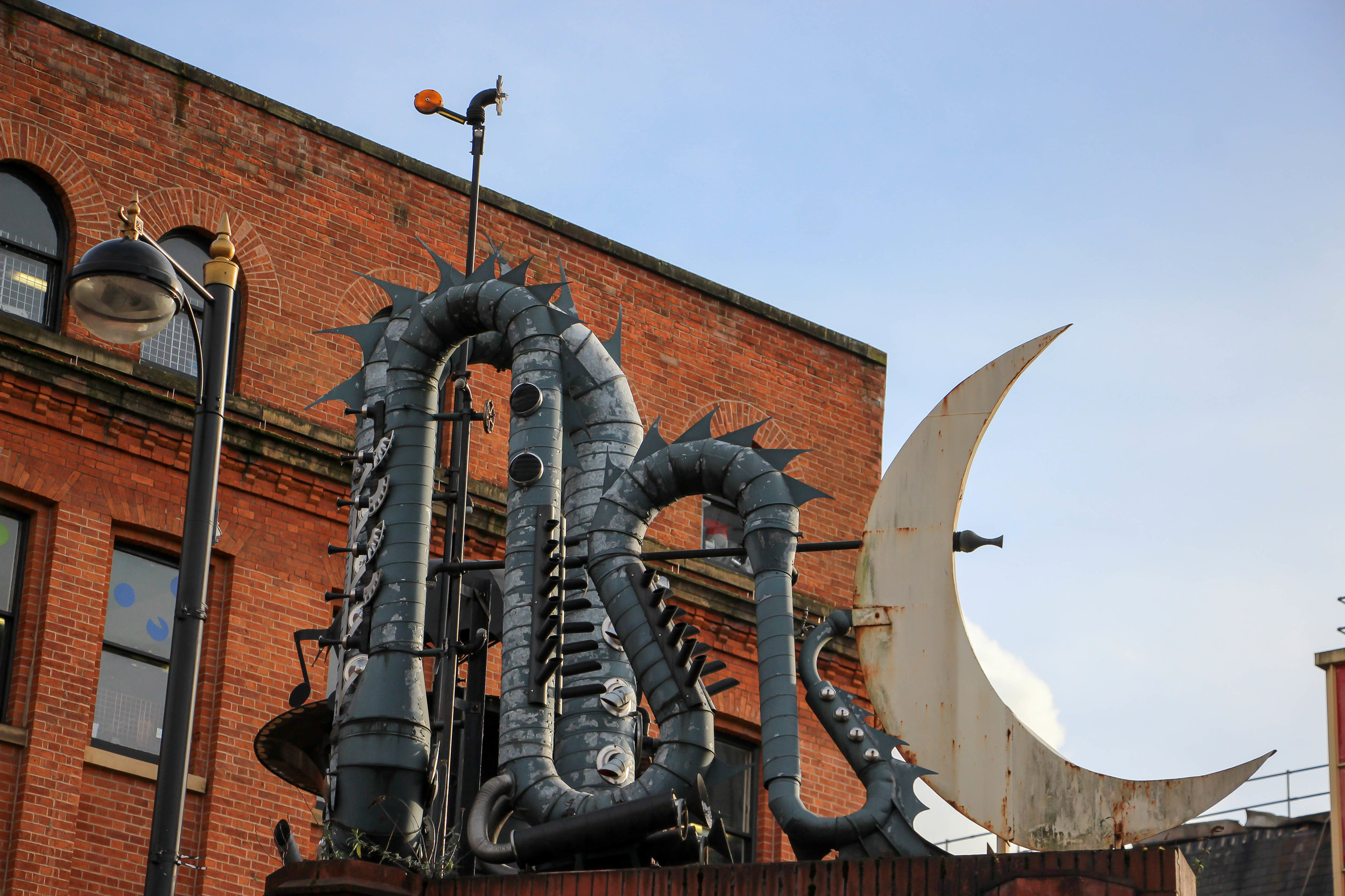 Northern Quarter, Manchester, England, United Kingdom, Europe | www.DoLessGetMoreDone.com |