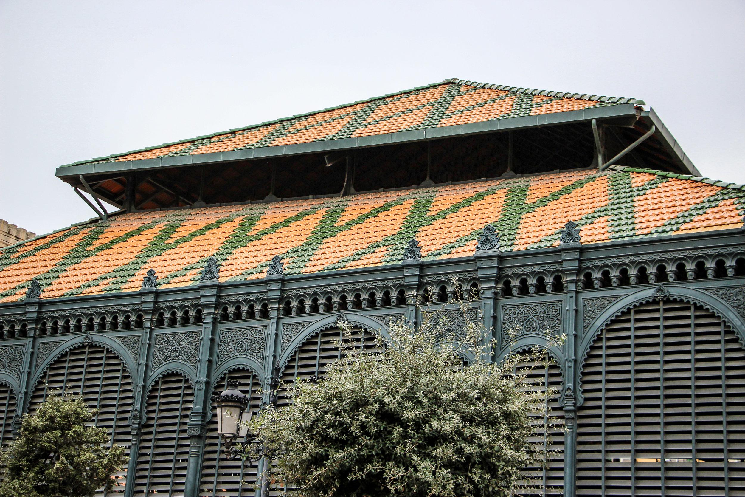 Central Market, Malaga, Andalusia, Spain, Europe | www.DoLessGetMoreDone.com |