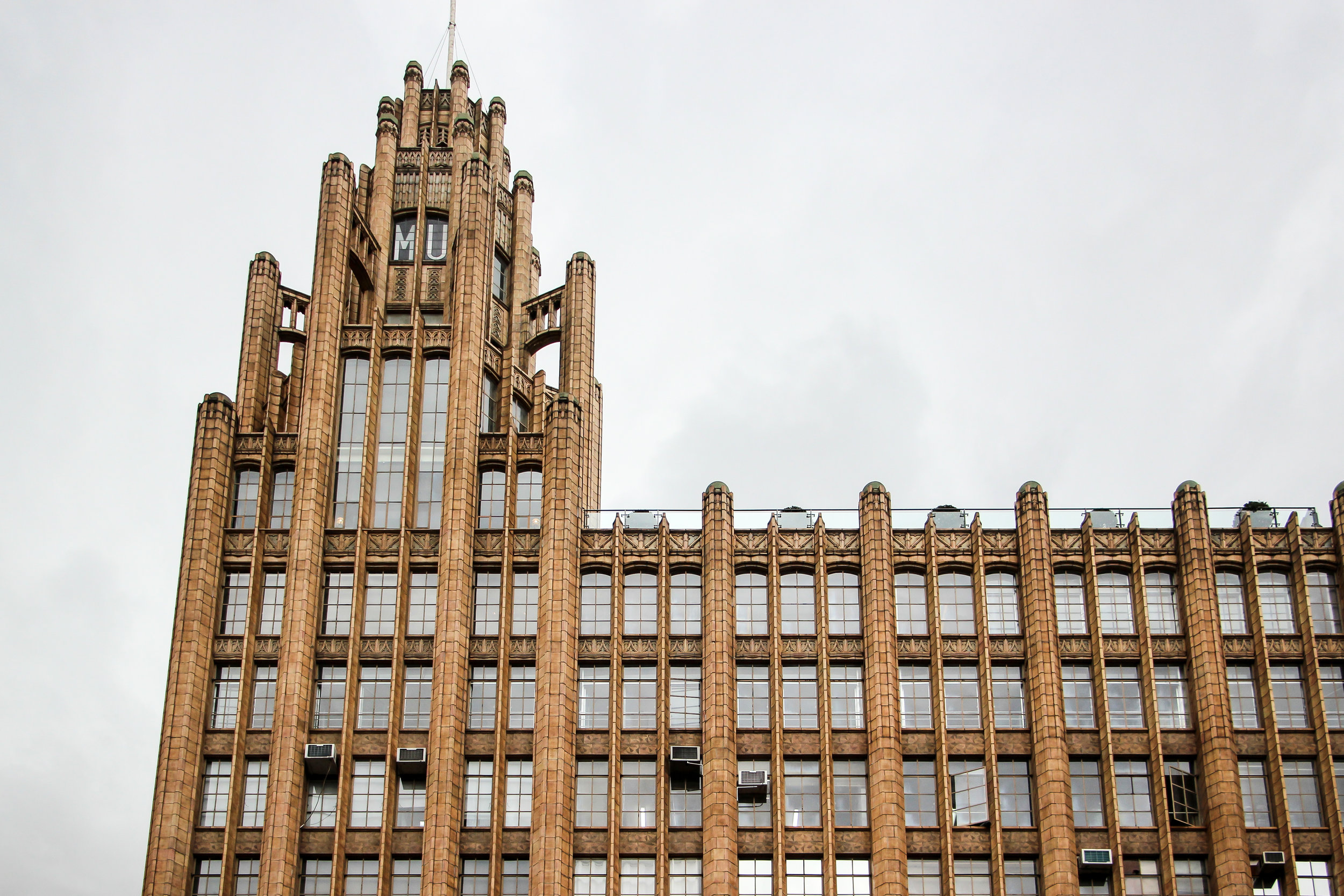 Manchester Unity Building, Melbourne, Australia | DoLessGetMoreDone.com |