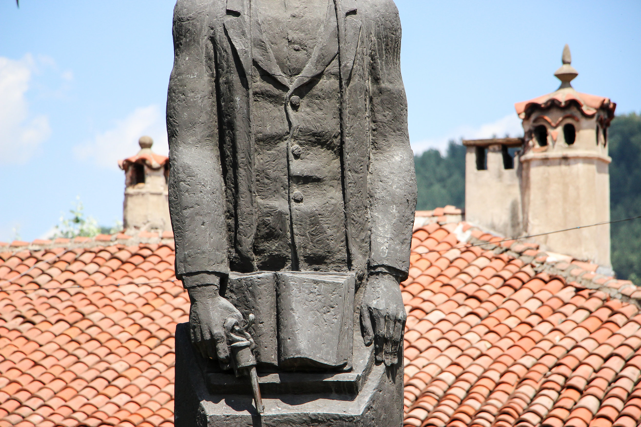 Veliko Tarnovo, Bulgaria, Europe | DoLessGetMoreDone.com |