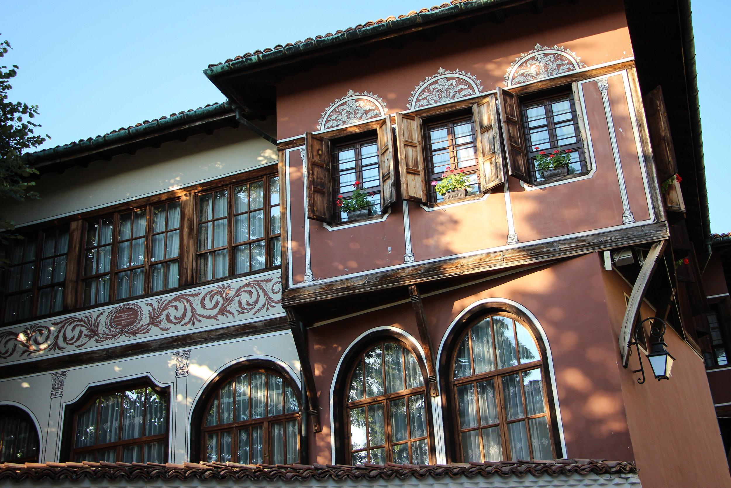 Old Town, Plovdiv, Bulgaria, Europe | DoLessGetMoreDone.com |