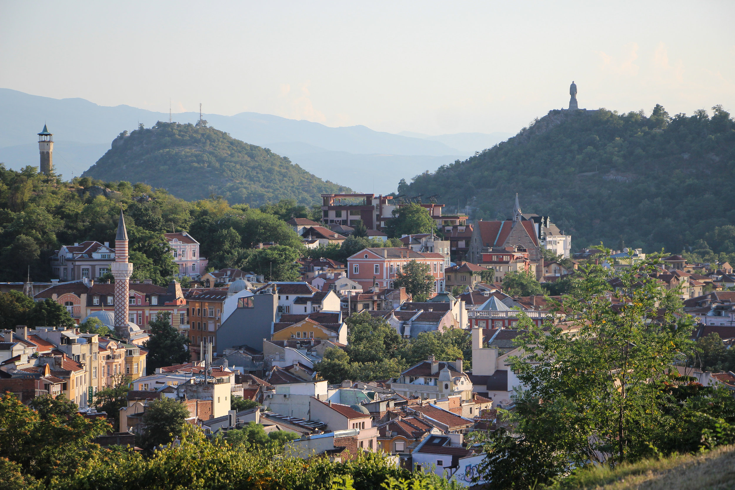 Seven Hills, Plovdiv, Bulgaria, Europe | DoLessGetMoreDone.com |