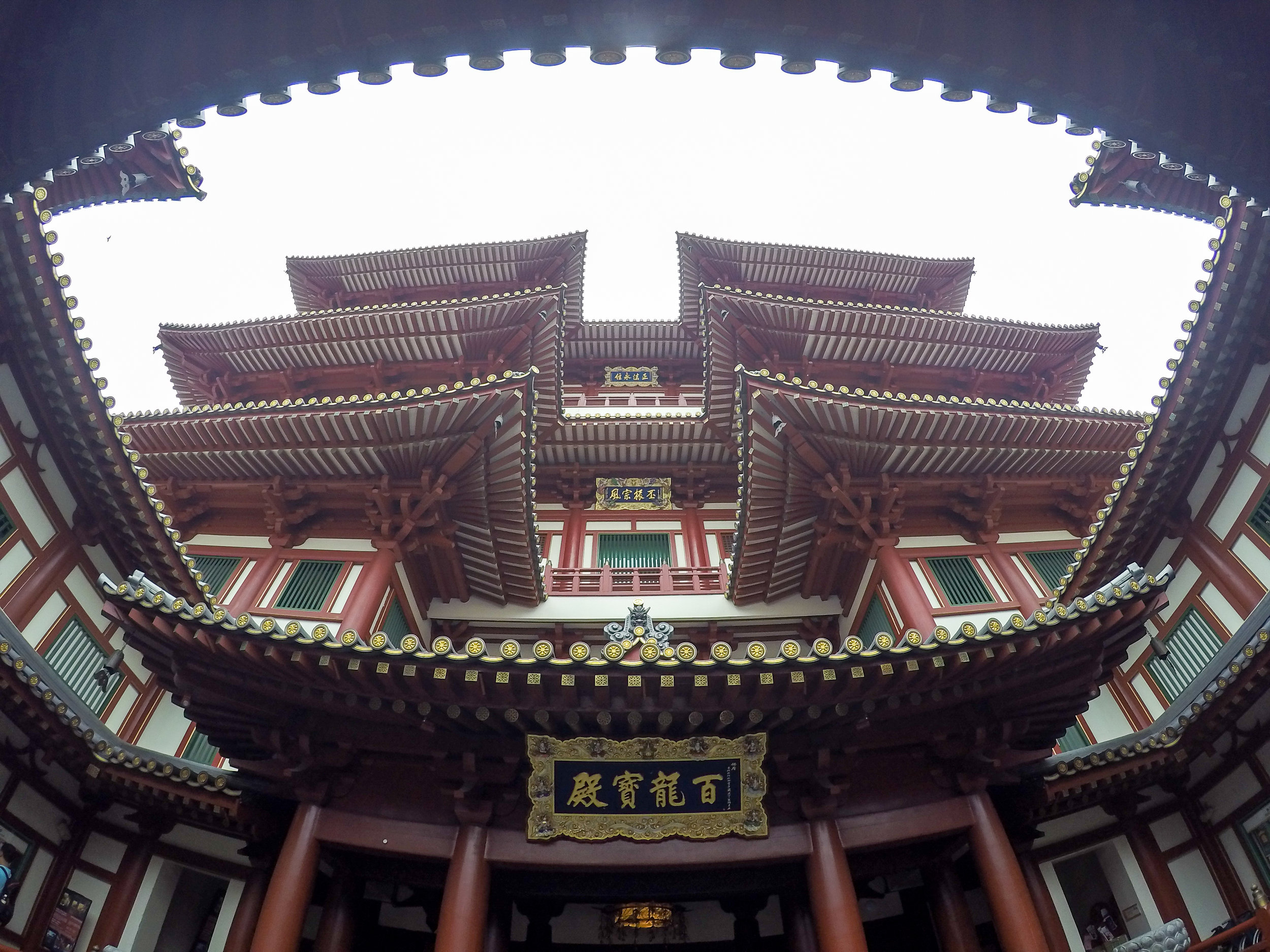 Buddha Tooth Relic Temple, Singapore, Southeast Asia | DoLessGetMoreDone.com |