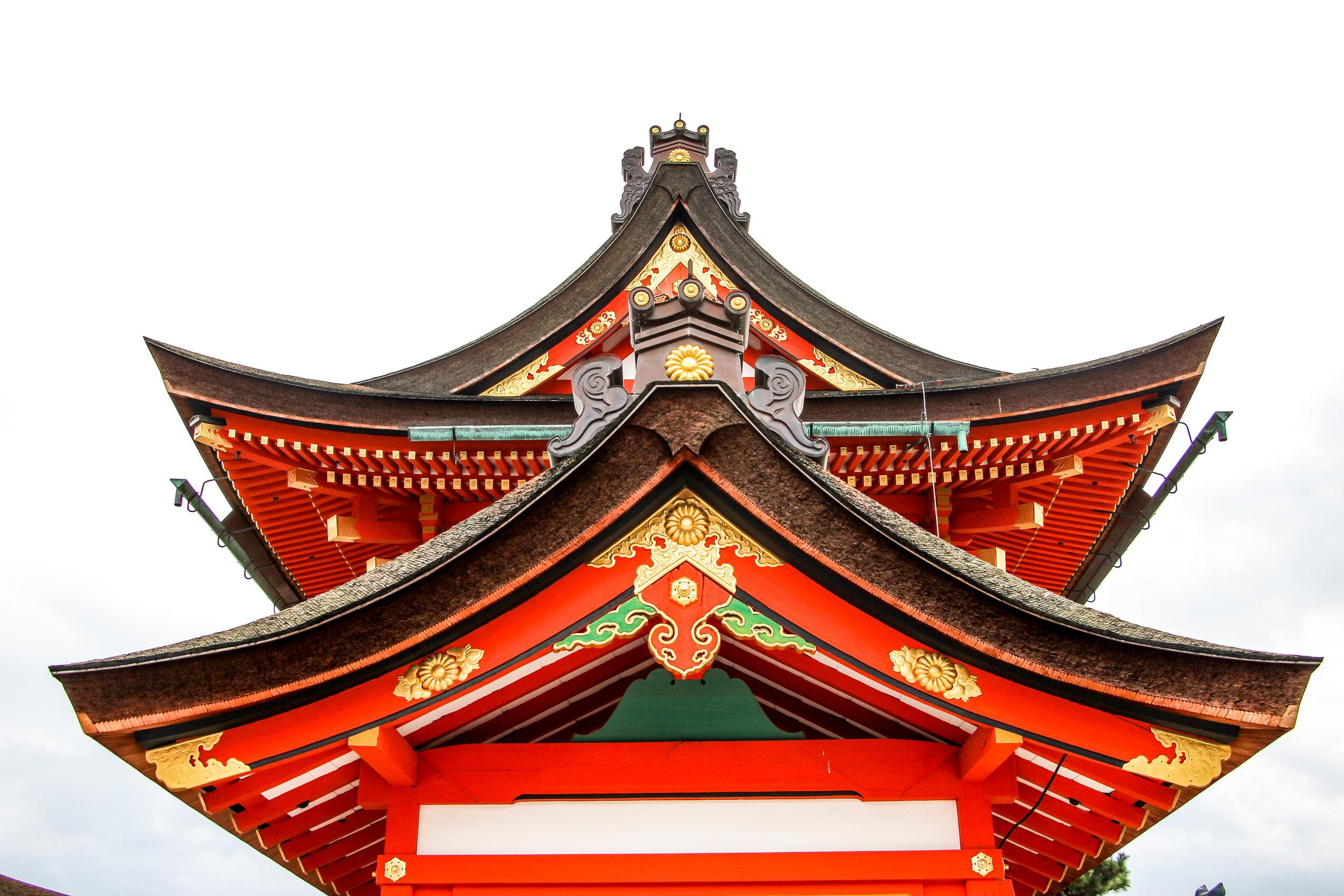 Fushimi Inari Shrine, Kyoto, Japan, East Asia | DoLessGetMoreDone.com |