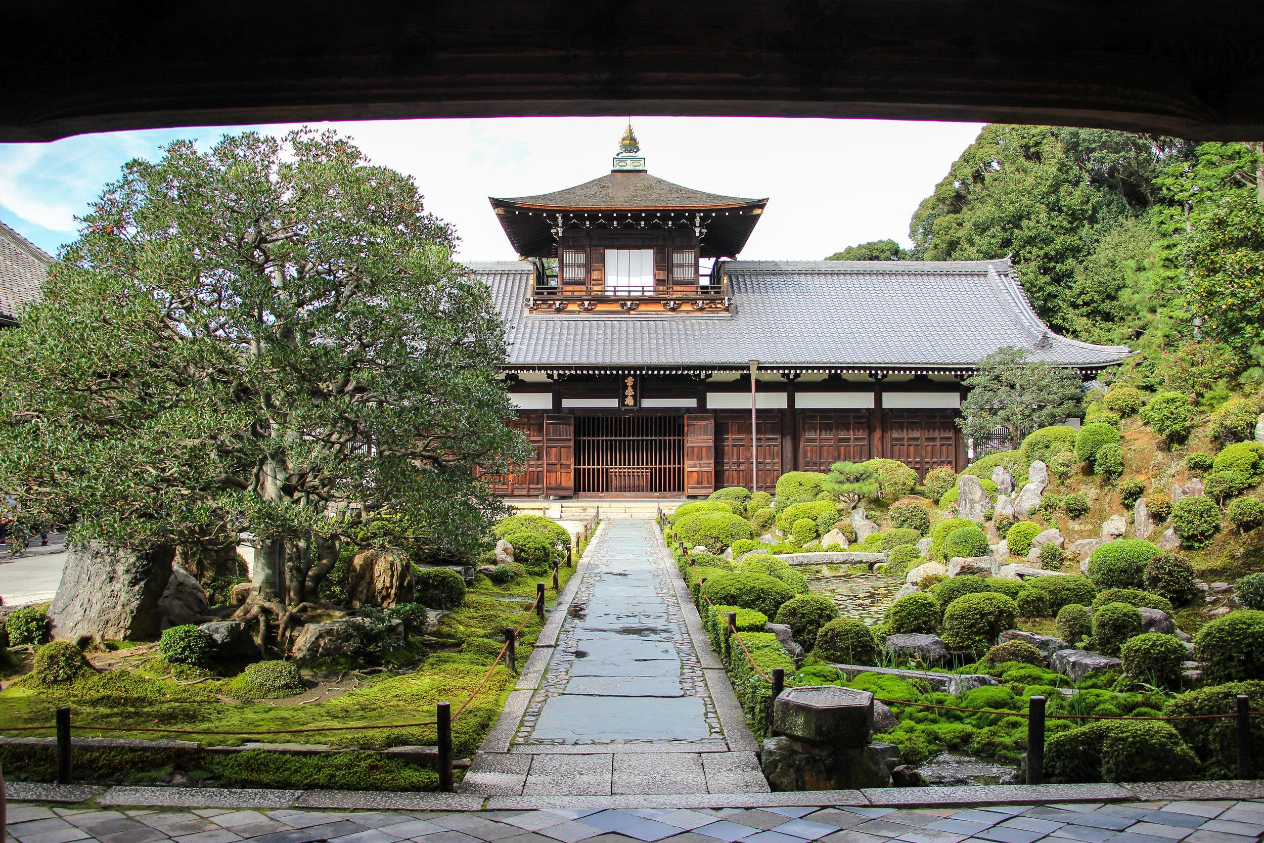 Tofukuji Temple, Kyoto, Japan, East Asia | DoLessGetMoreDone.com |
