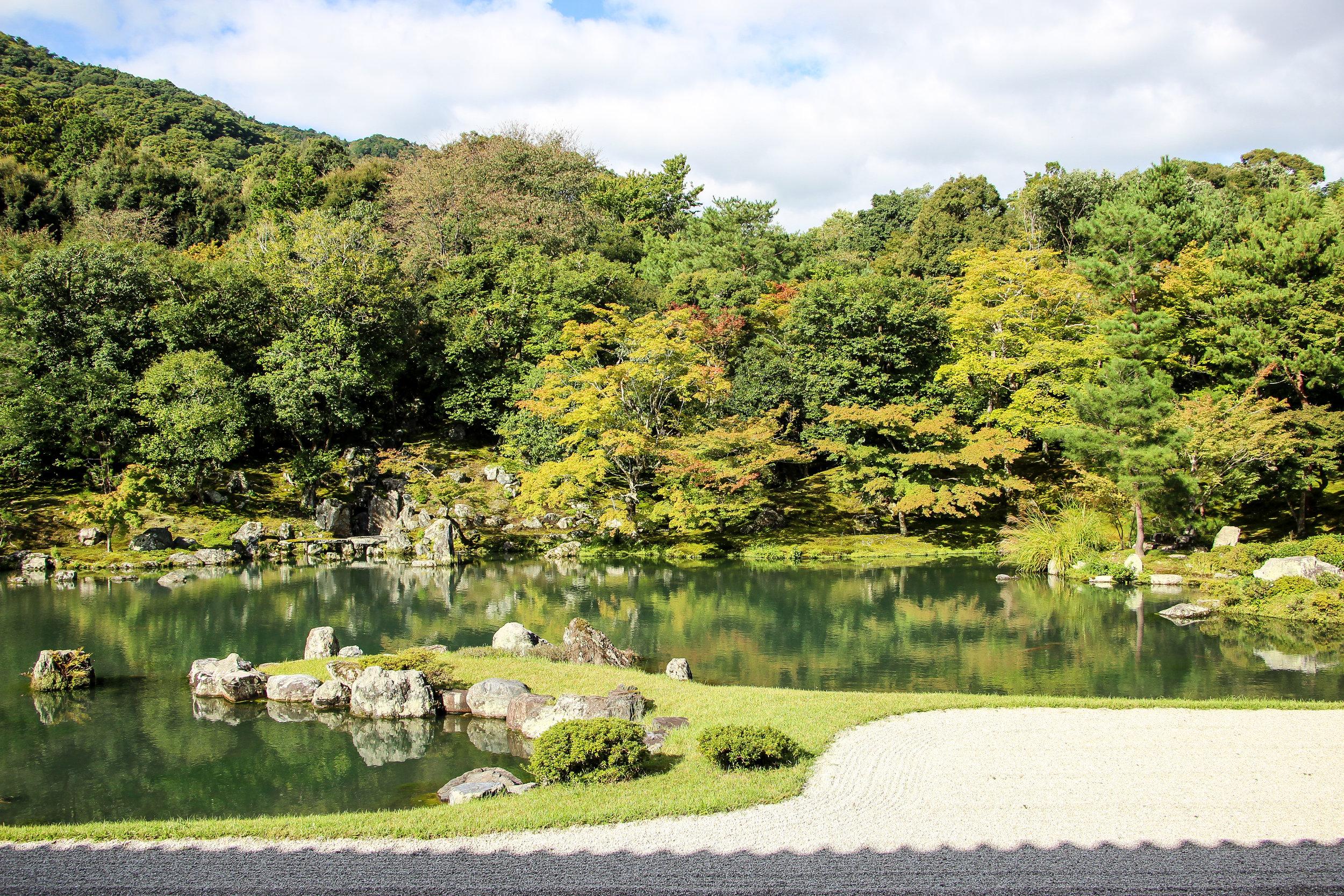 Tenryu-ji Temple, Kyoto, Japan, East Asia | DoLessGetMoreDone.com |