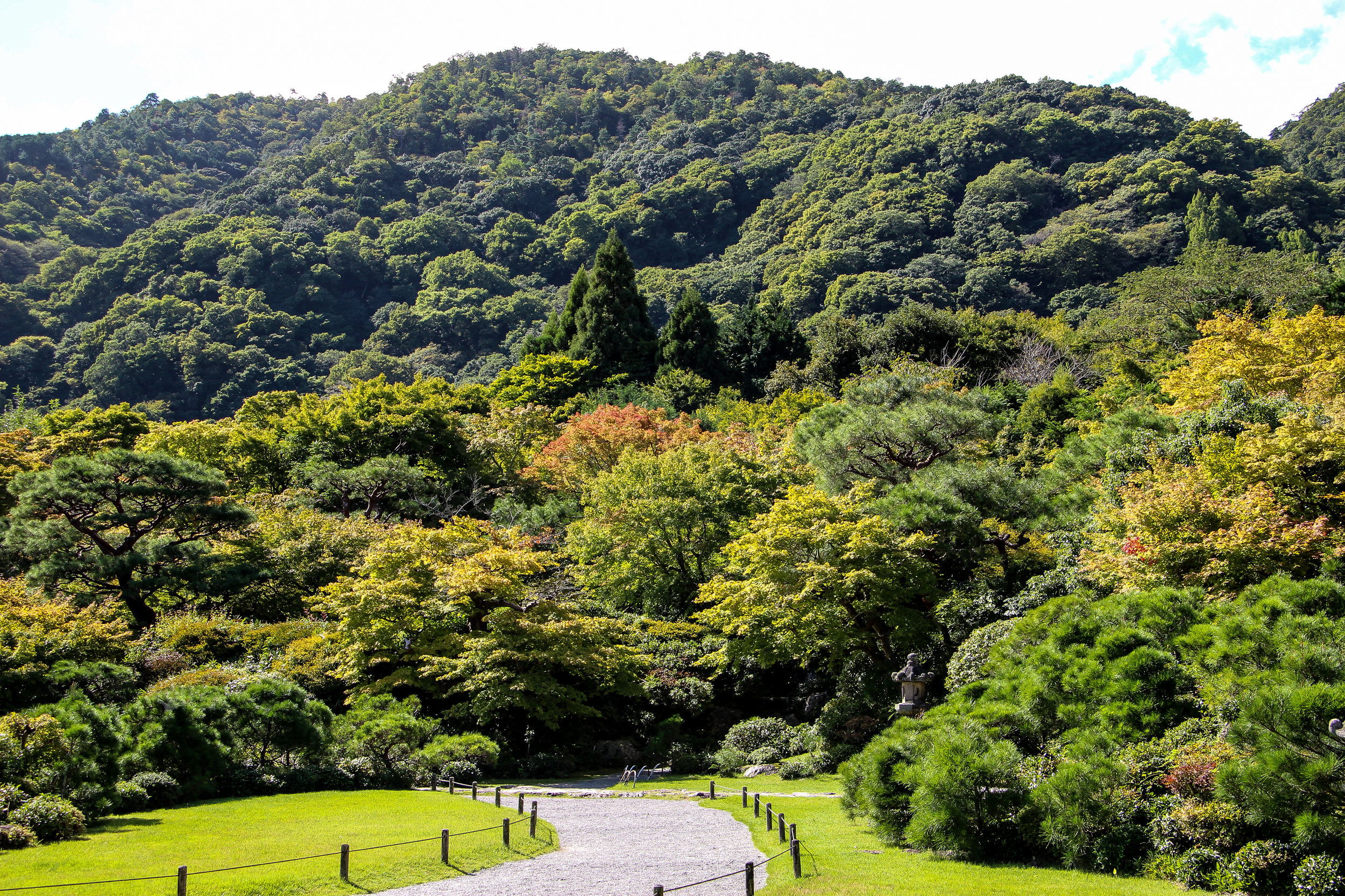 Ōkōchi Sansō, Kyoto, Japan, East Asia | DoLessGetMoreDone.com |