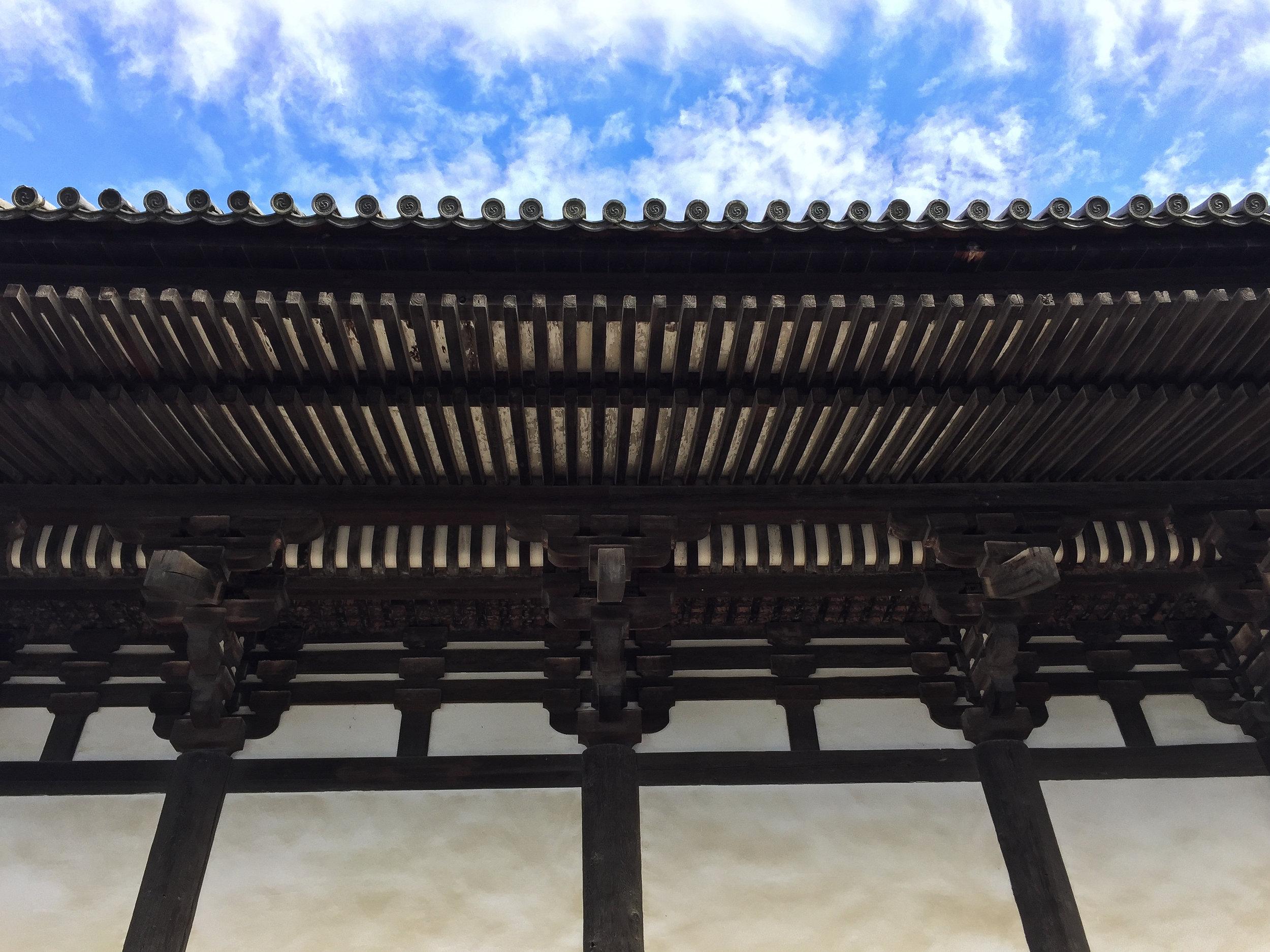 Todaiji Nigatsudo, Nara, Japan, Asia   DoLessGetMoreDone.com   Where Do You Feel Right At Home?