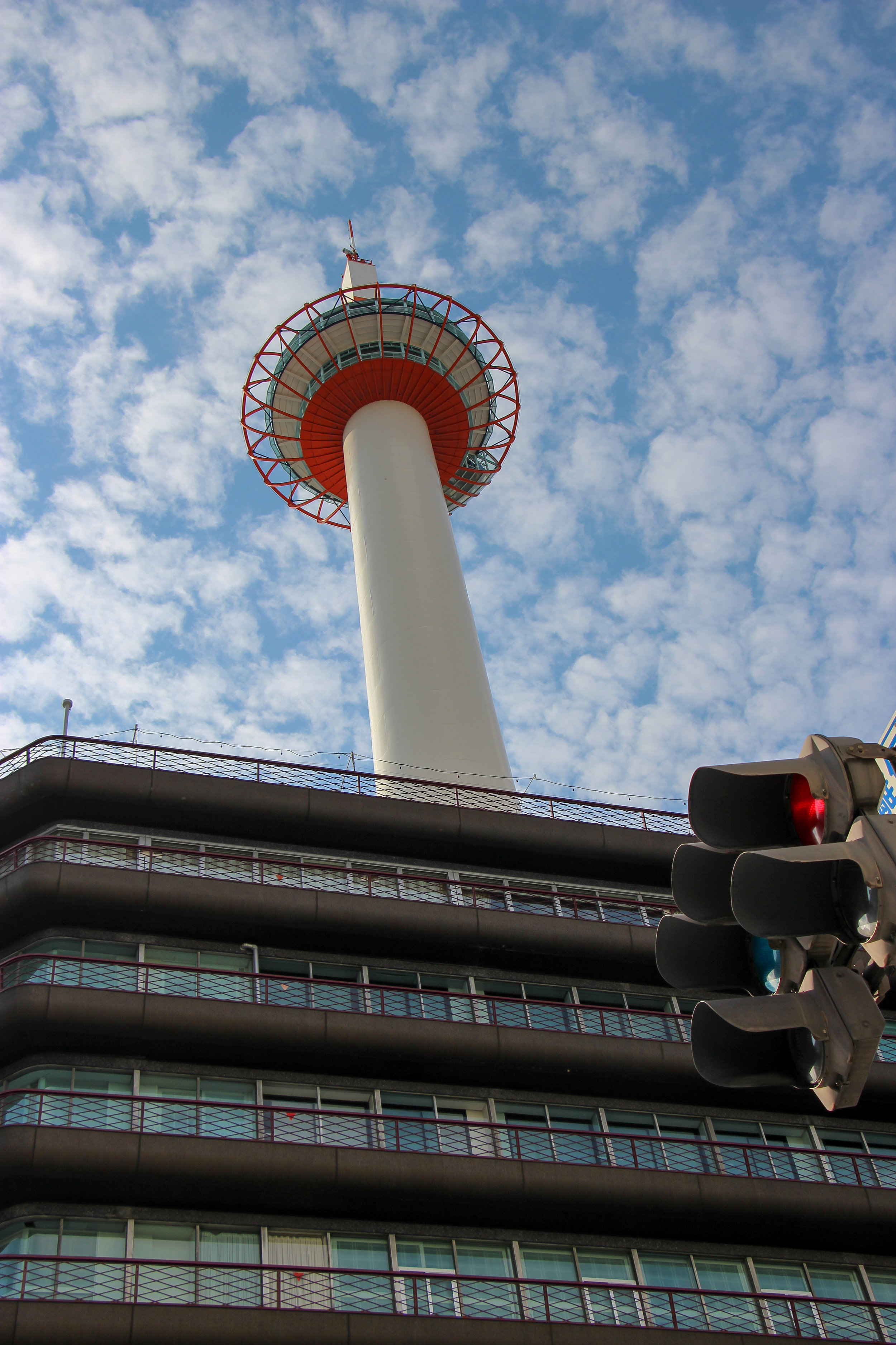 Kyoto tower, Kyoto, Japan, East Asia | DoLessGetMoreDone.com |