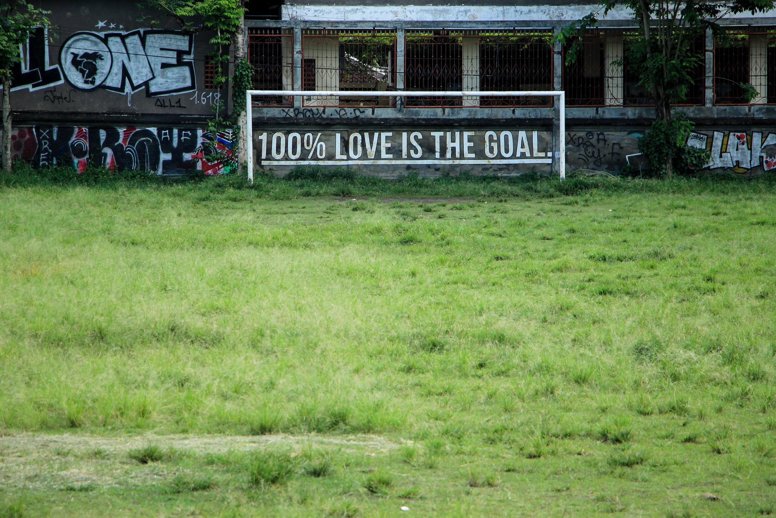 Goal, Bali, Indonesia, Asia | DoLessGetMoreDone.com |