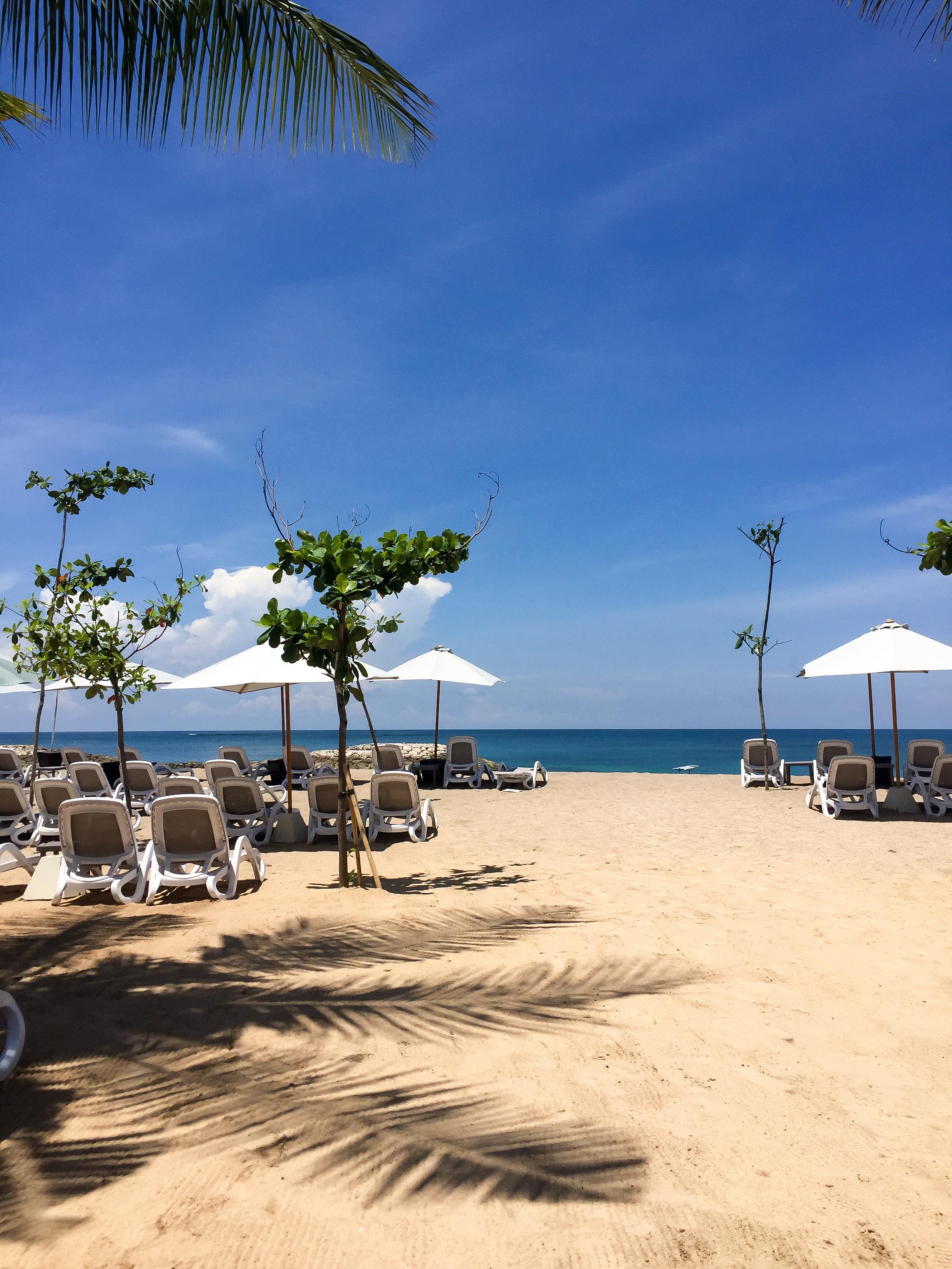 beach, Bali, Indonesia, Asia | DoLessGetMoreDone.com |