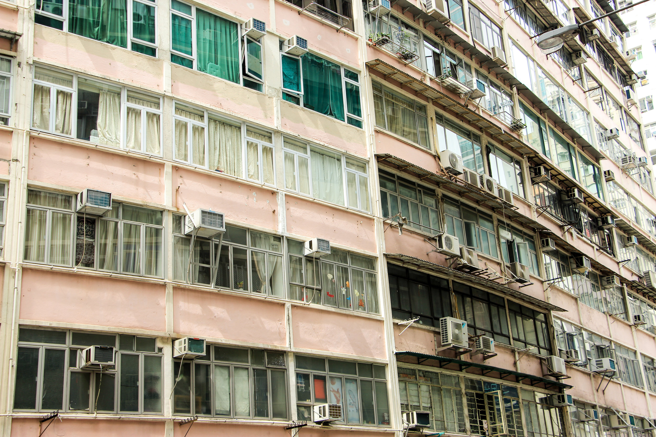 Hong Kong, Hong Kong Island, window, minimal, Asia | DoLessGetMoreDone.com |