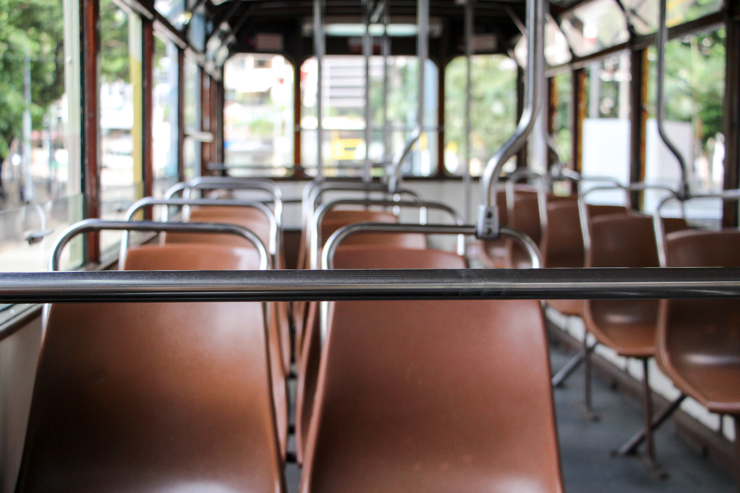 Hong Kong, Hong Kong Island, public transport, tram, Asia | DoLessGetMoreDone.com |