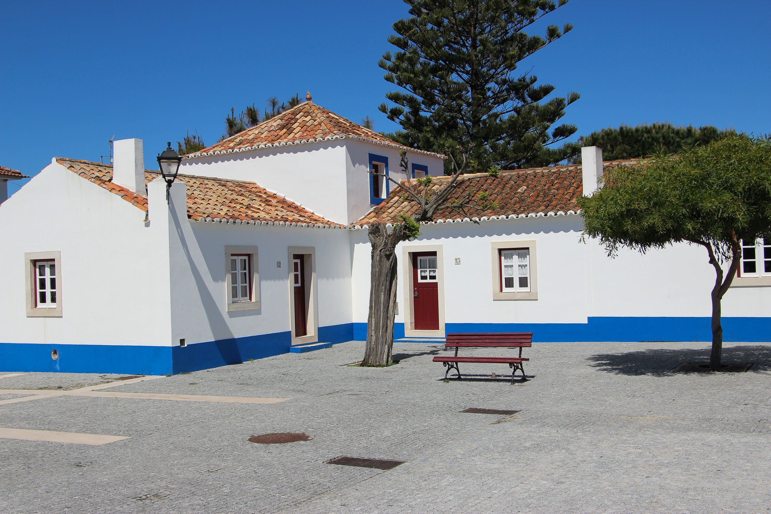 Porto Covo fishing village | Alentejo, Portugal, Europe | DoLessGetMoreDone.com | How to be on the good side of traveling?