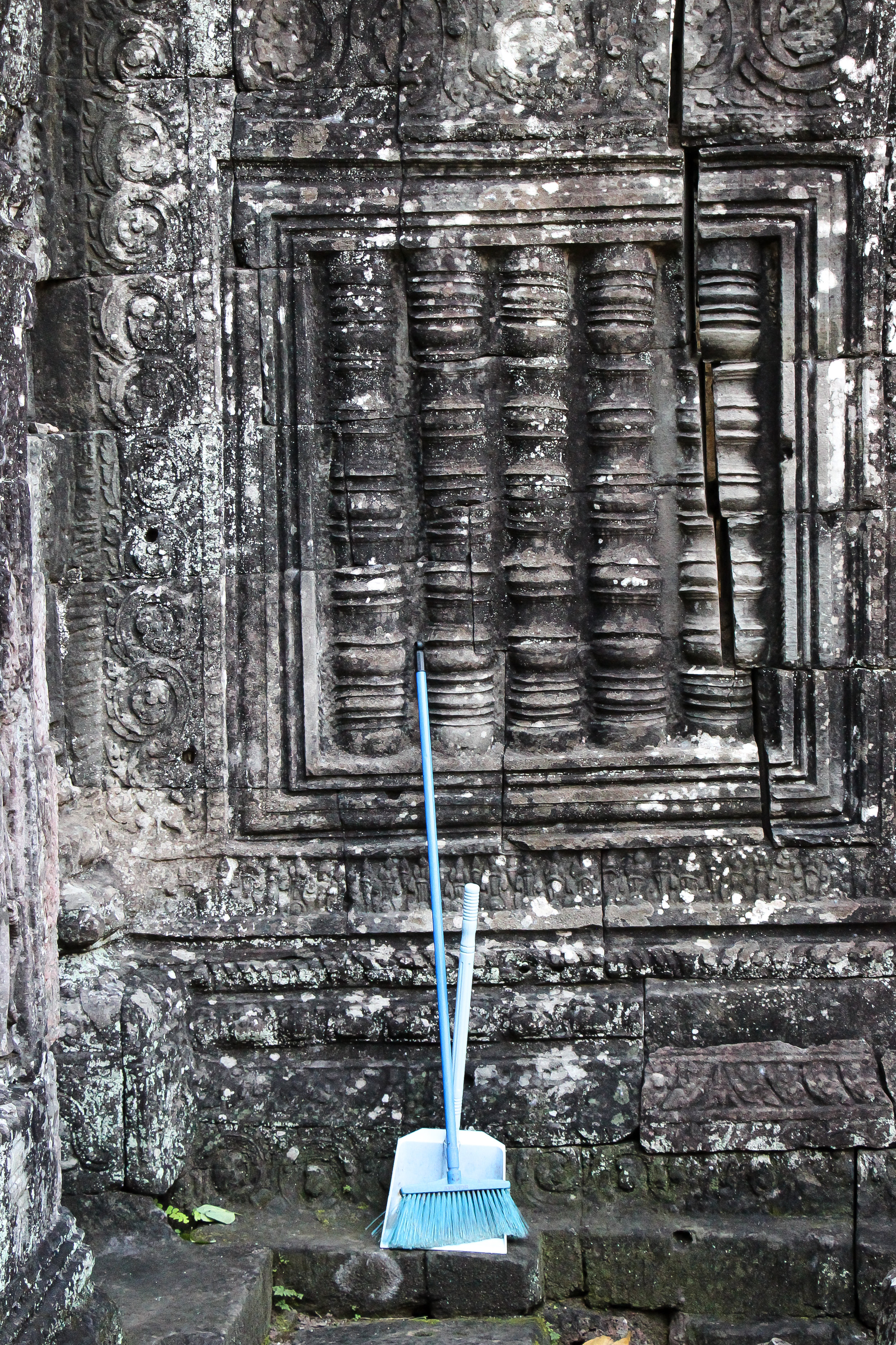 One Moment At A Time | Banteay Kdei, Angkor, Siem Reap, Cambodia, Asia | DoLessGetMoreDone.com |