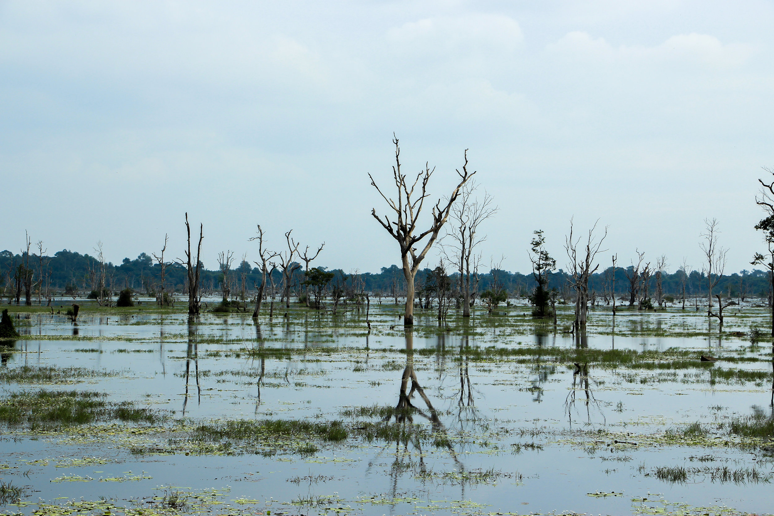 One Moment At A Time | Neak Pean, Angkor, Siem Reap, Cambodia, Asia | DoLessGetMoreDone.com |