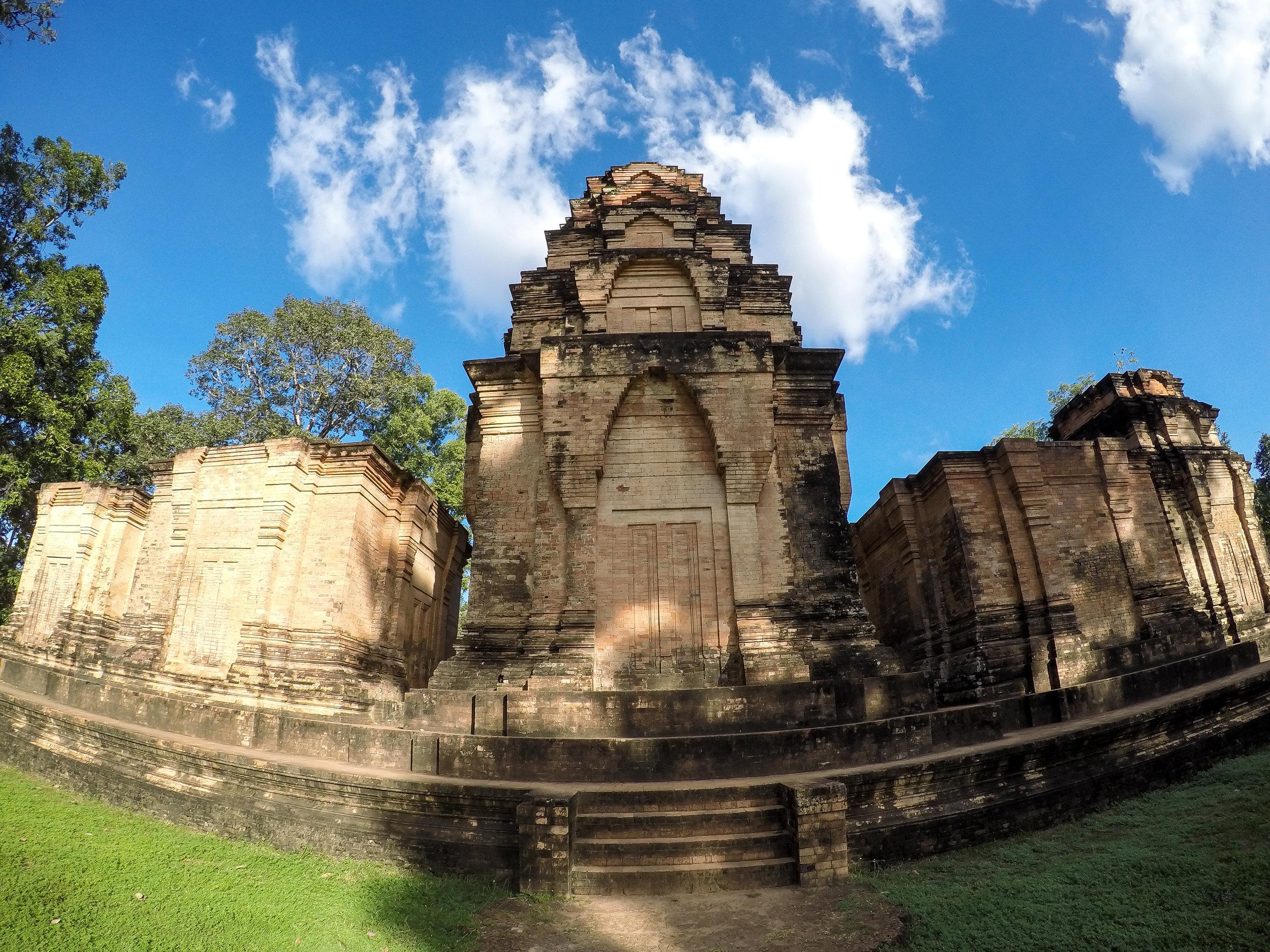 One Moment At A Time | Prasat Kravan, Angkor, Siem Reap, Cambodia, Asia | DoLessGetMoreDone.com |