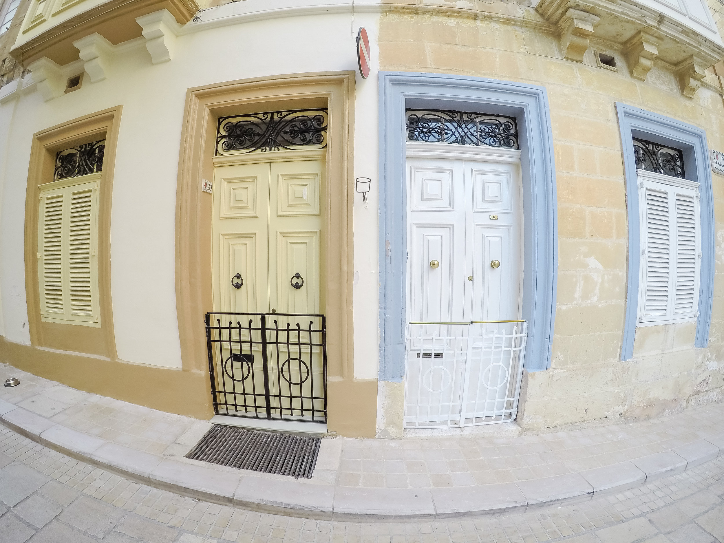 Maltese Street - Thinking About Appreciation For Quality In Malta | Malta, Europe | DoLessGetMoreDone.com | - GoPro Travel Documentary Photography - search for Liveability | Sustainability