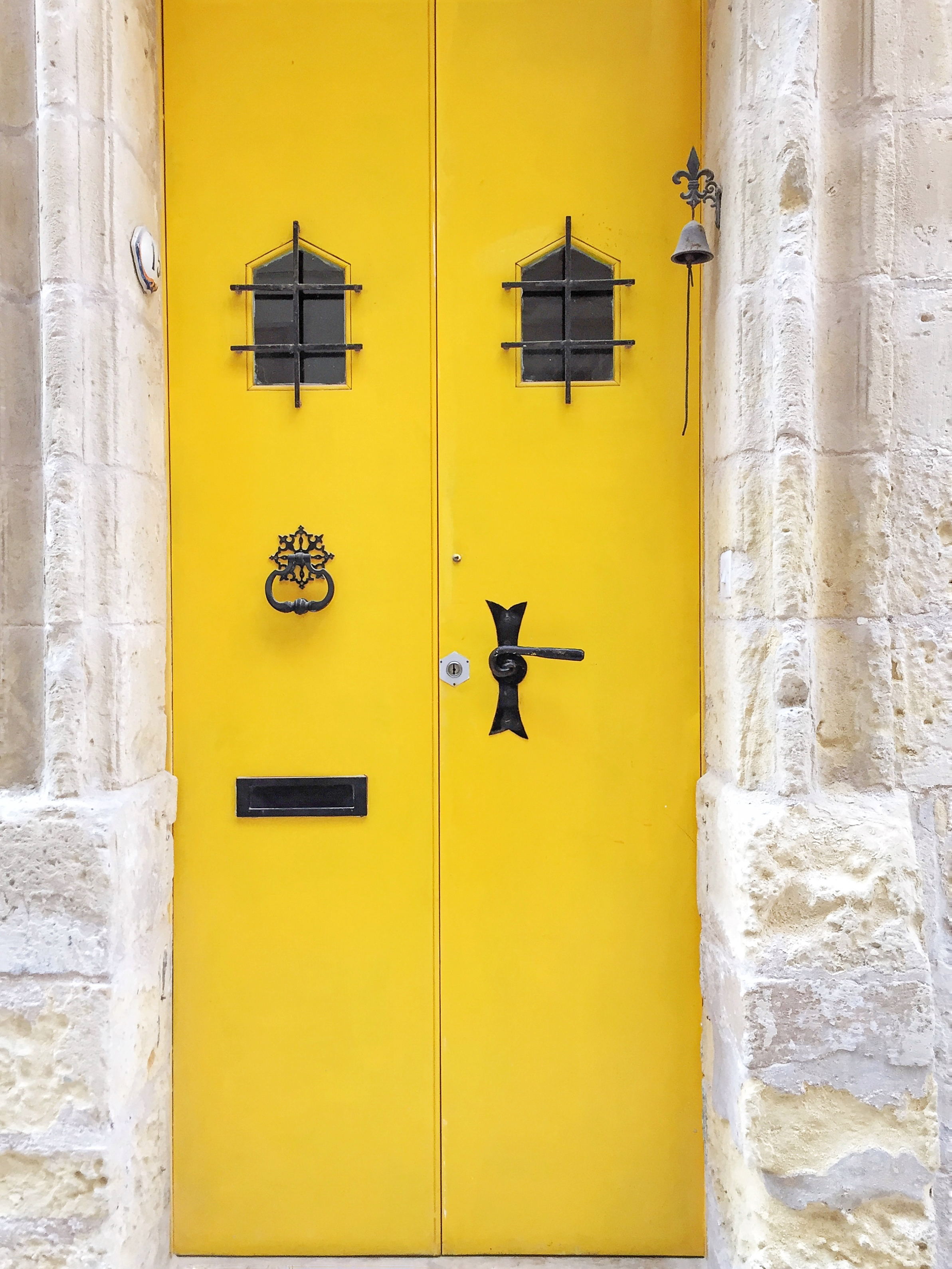 Doors of Malta   Birgu   - Thinking About Appreciation For Quality In Malta   Malta, Europe   DoLessGetMoreDone.com   - Travel Documentary Photography - search for Liveability   Sustainability