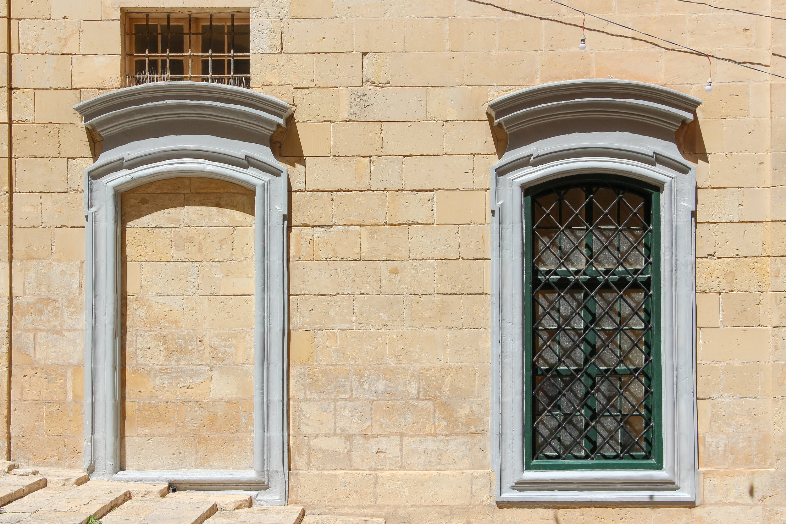 Maltese window | House of Malta | Old Town of Valletta | - Thinking About Appreciation For Quality In Malta | Malta, Europe | DoLessGetMoreDone.com | - Minimal Travel Documentary Photography - search for Liveability | Sustainability