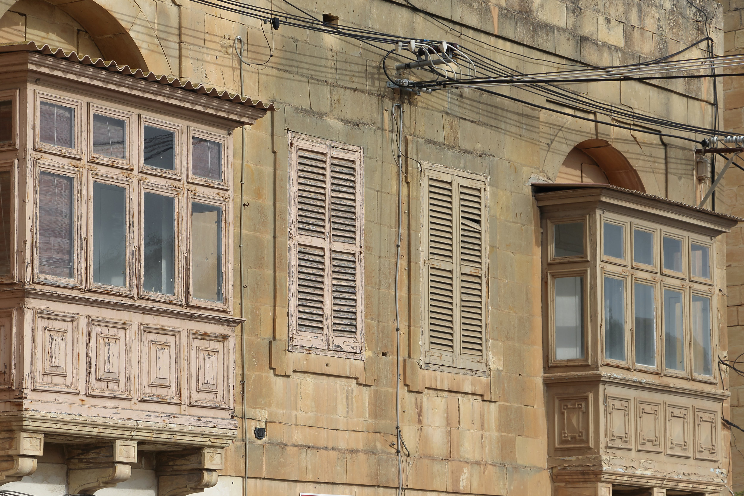 Maltese Architecture - Thinking About Appreciation For Quality In Malta | Gozo, Malta, Europe | DoLessGetMoreDone.com | - Canon Minimal Travel Documentary Photography - search for Liveability | Sustainability