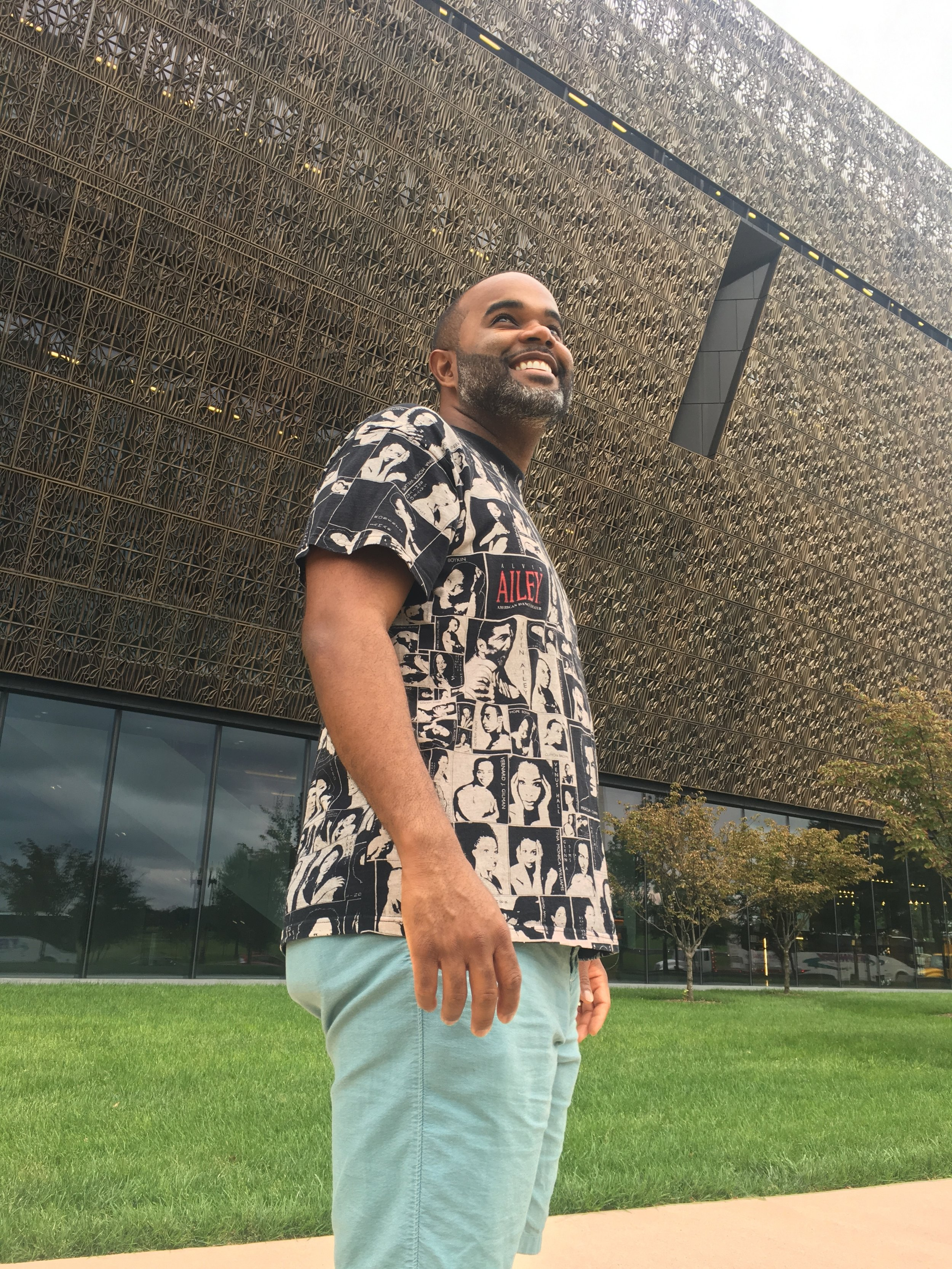 In August, I took a stroll past the National Museum of African-American History & Culture in DC. It was one of the places we visited with our Young Leaders Group during our spring 2017 Power Trip. I am grateful for the gift of looking to the future with hope knowing that we have persevered through such a gory and glorious past.