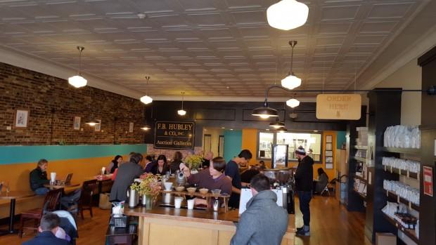 barismo 364, our flagship retail coffeebar.