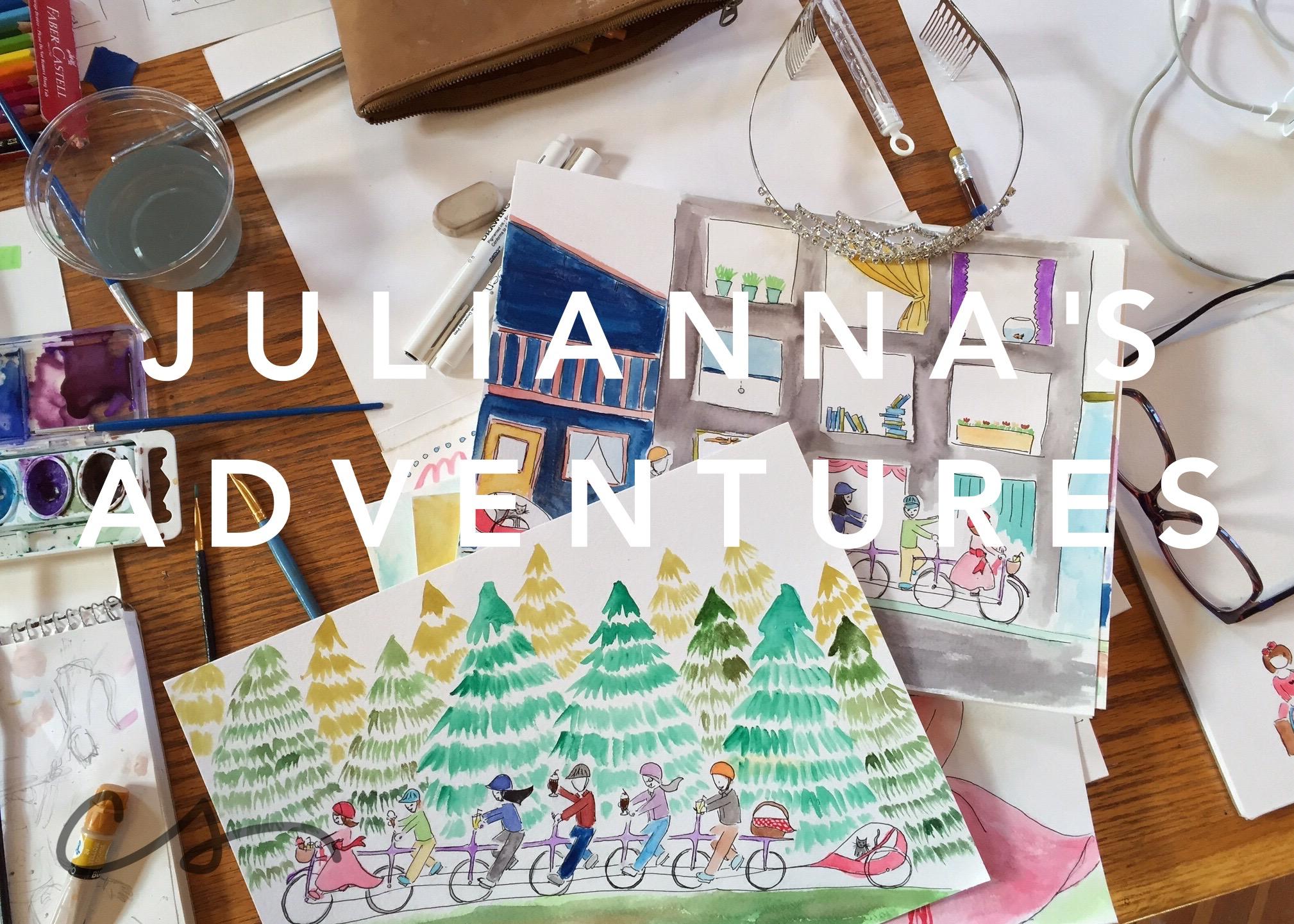 Julianna's Adventures - I