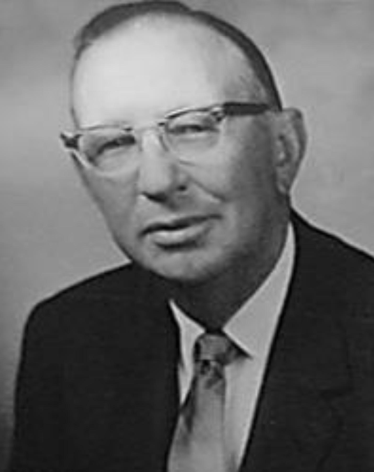 J. ED MORRIS