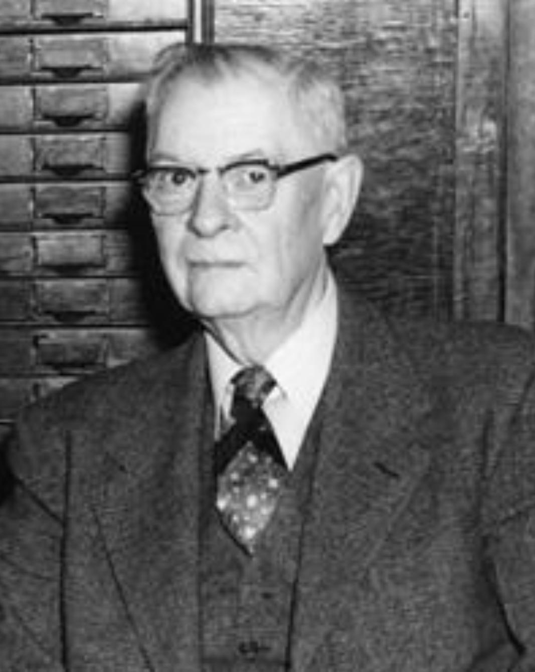 JUDGE RALPH B. RALSTON
