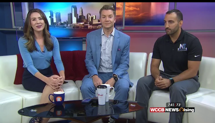 C.A.D.C. Featured on WCCB CLT Rising! - WCCB Charlotte Rising with C.A.D.C. Director and NEP Owner, Daniel Riggi.