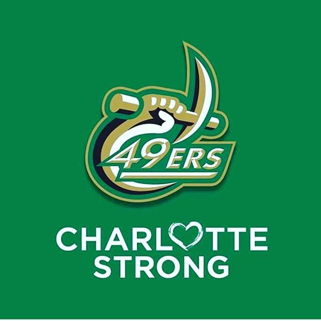 Sending our thoughts and prayers to the #uncc community during this very difficult time 🙏🏼😞 #charlottestrong