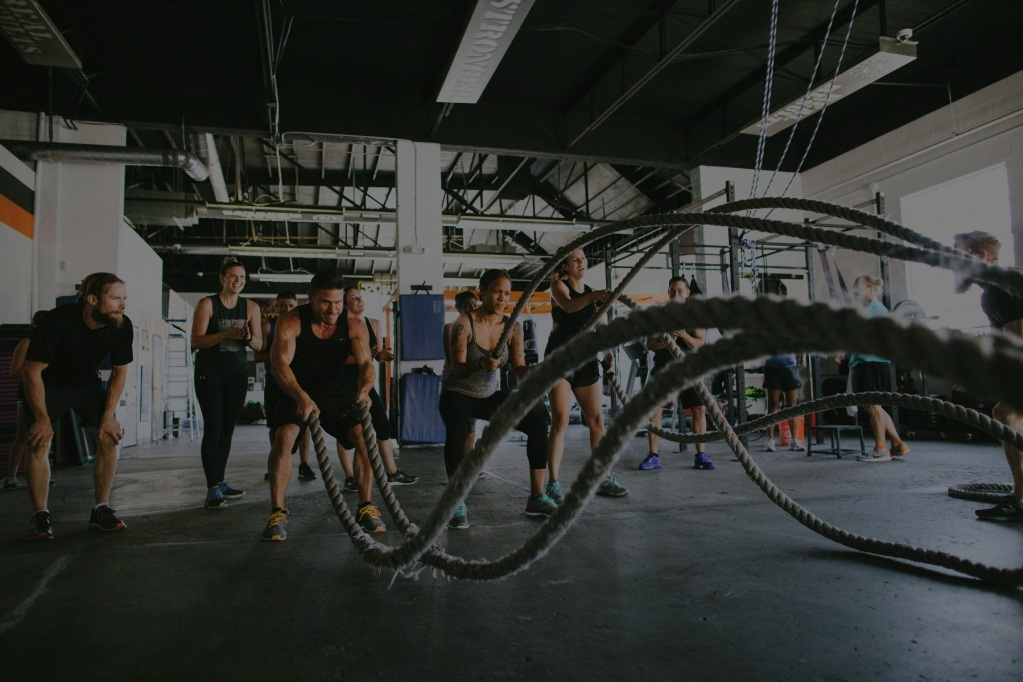 BATTLE - Think you have what it takes to step foot in the battle circle and compete against other fitness junkies like yourself in some of today's most grueling workouts? We don't believe you. Come prove us wrong.