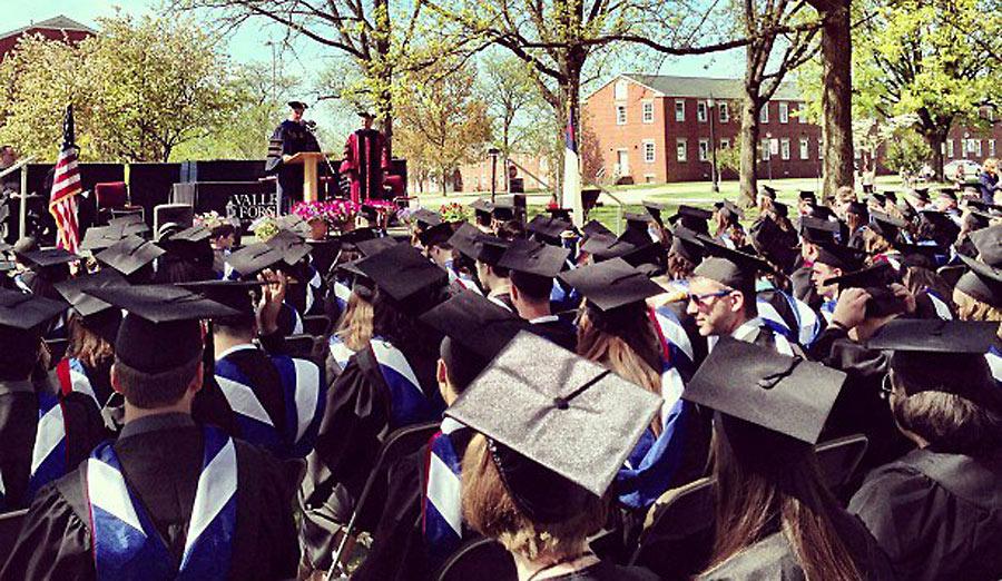 """...we're living on the cusp of a renaissance of the Christian college..."" Photo via dailyfinance.com"