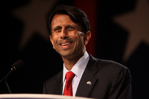 Louisiana Governor Bobby Jindal is among several rising stars in the Republican Party.