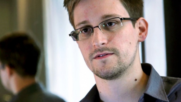 """Edward Snowden, the so-called """"NSA Whistle Blower"""""""