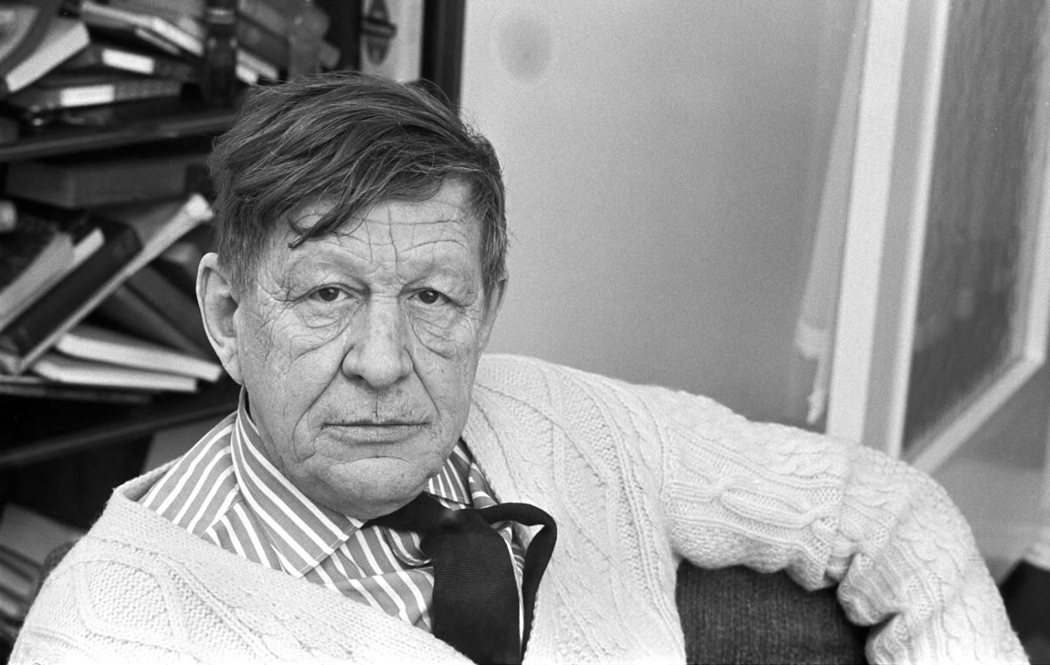"""In our age, the mere making of a work of art is itself a political act.""- W.H. Auden."