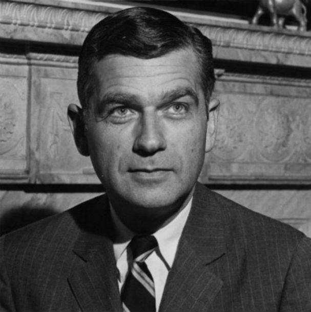 Senator Mark Hatfield (R-OR). Photo courtesy of the United States Senate Historical Office.