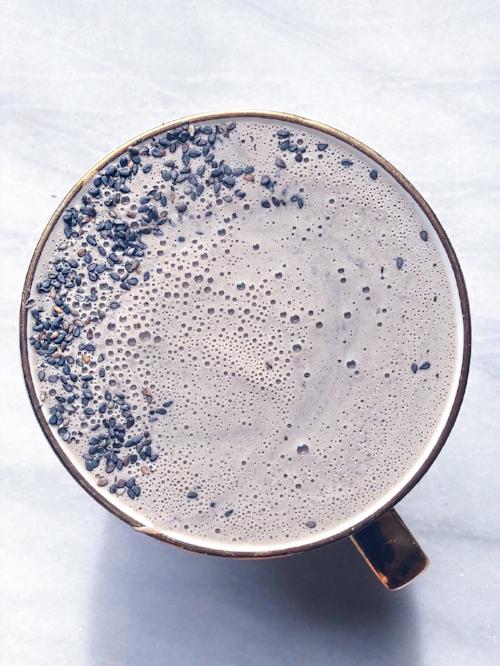 HeShouWu Black Sesame Milk