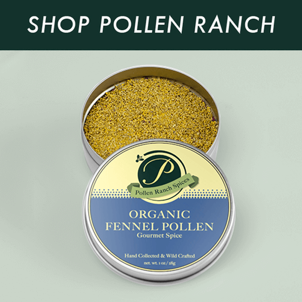Organic Fennel Pollen